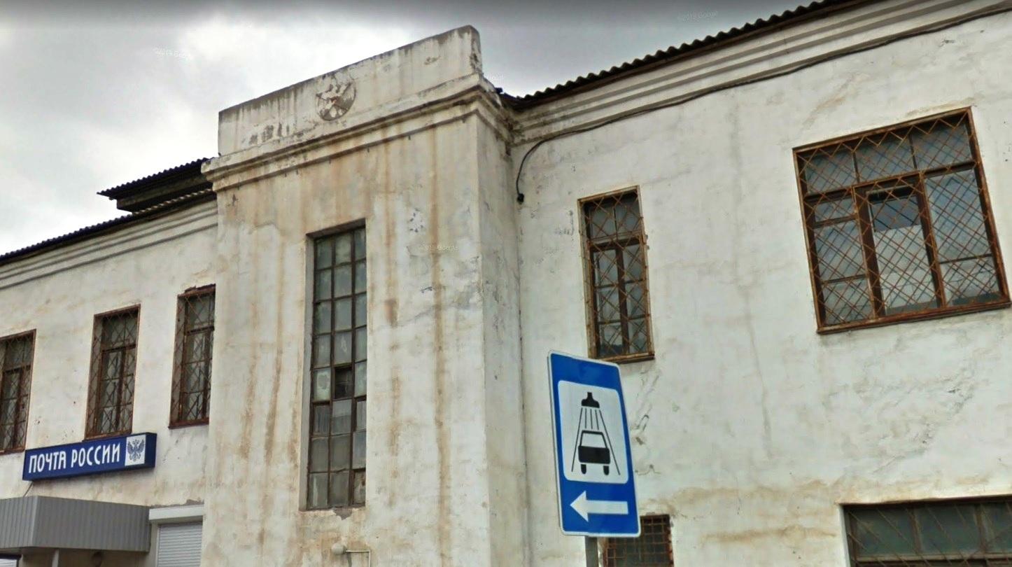07а Штаб аэродрома (фасад)