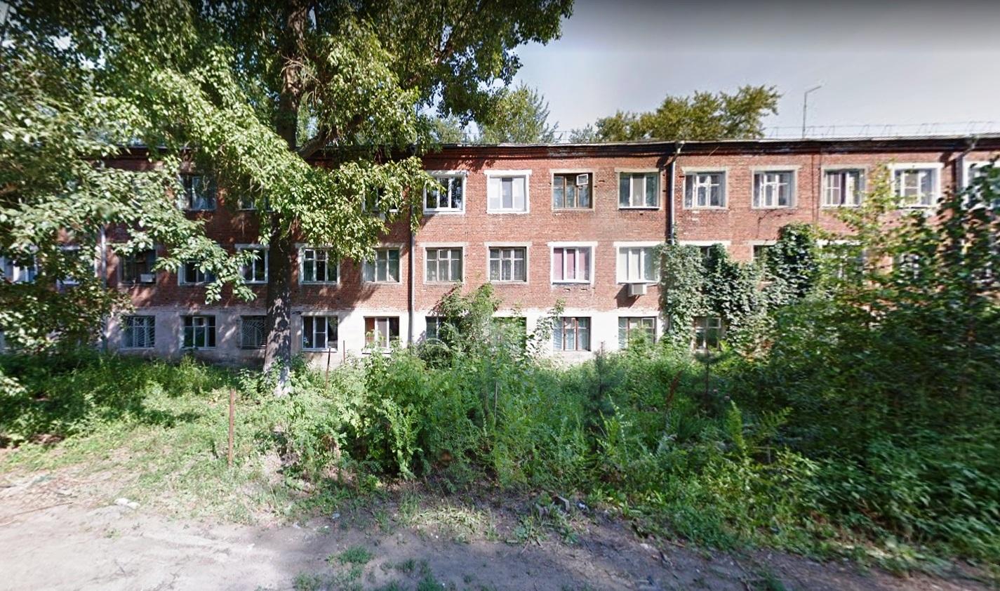 08 Жилой дом для начсостава (Рыльская, 9)