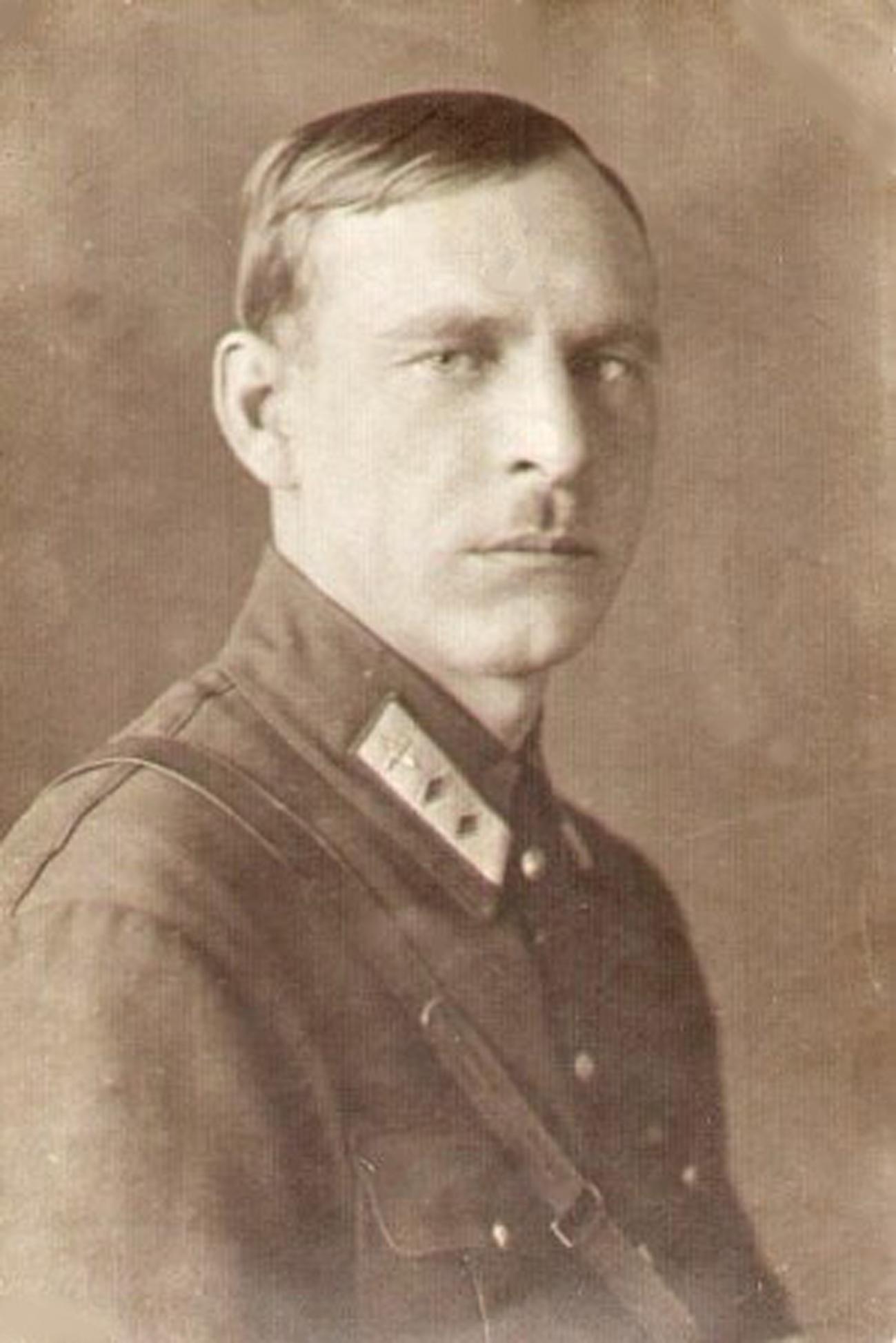 21 Иван Панфилович Антошин, командующий ВВС ПриВО