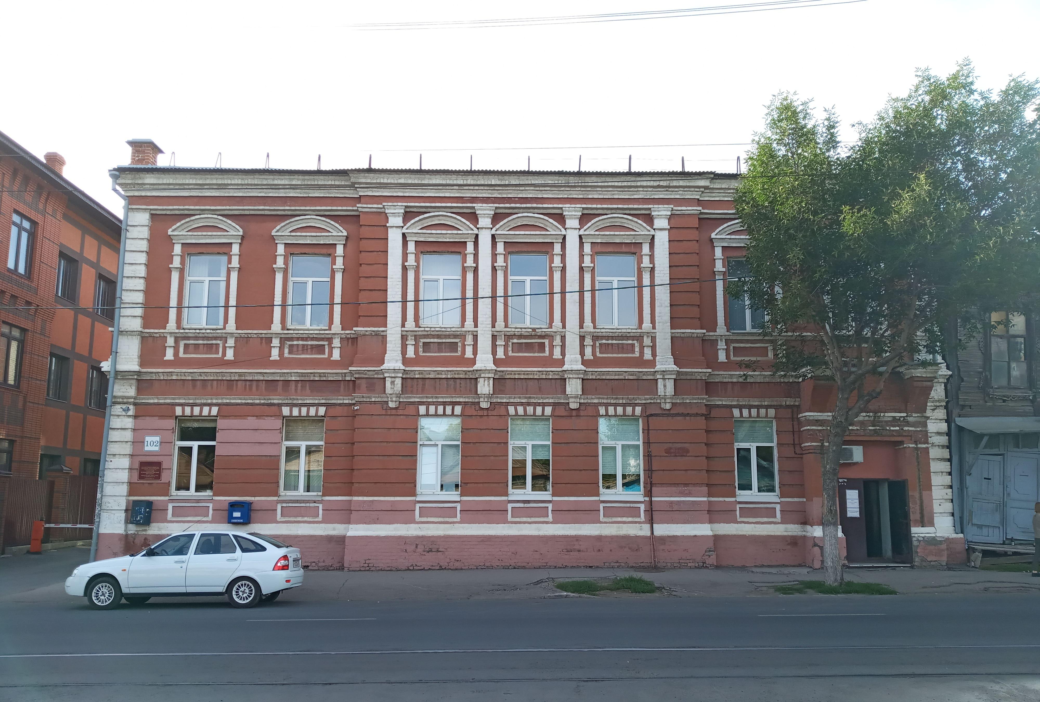 Арцыбушевская 102