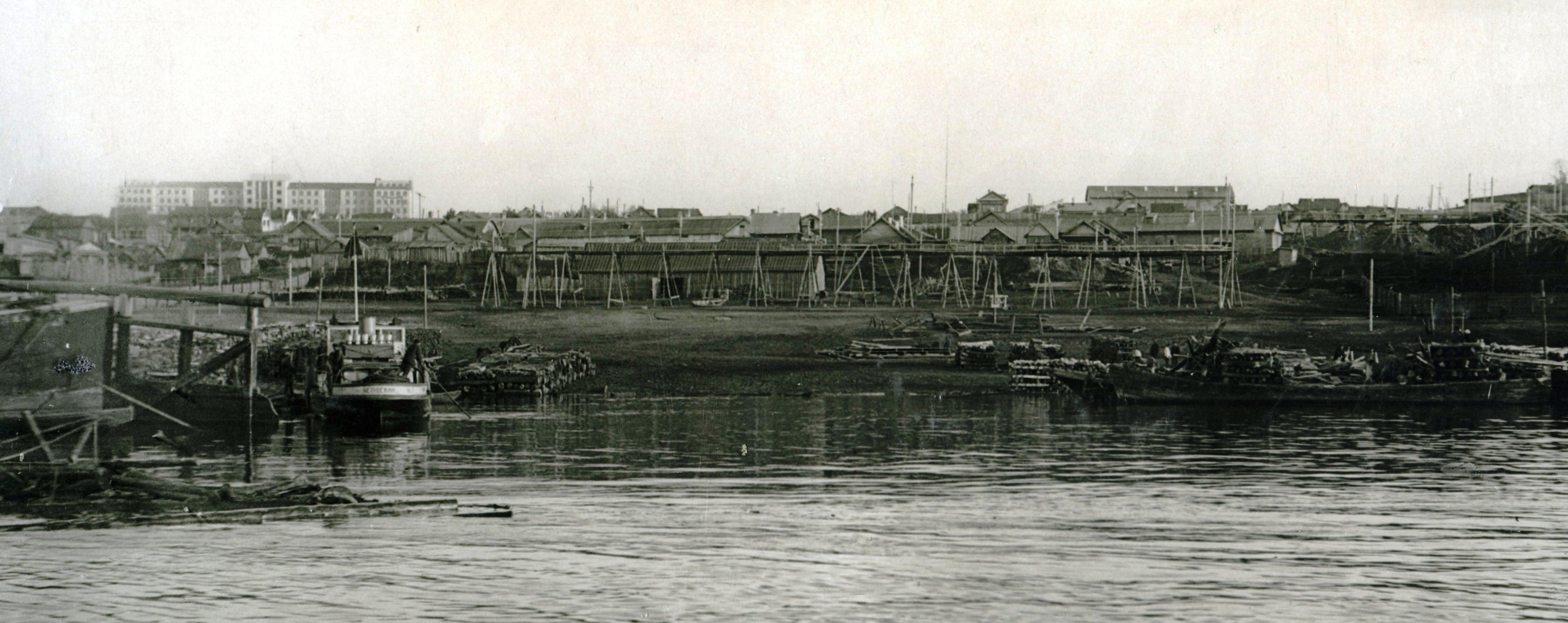 Волга в районе Полевого спуска-min