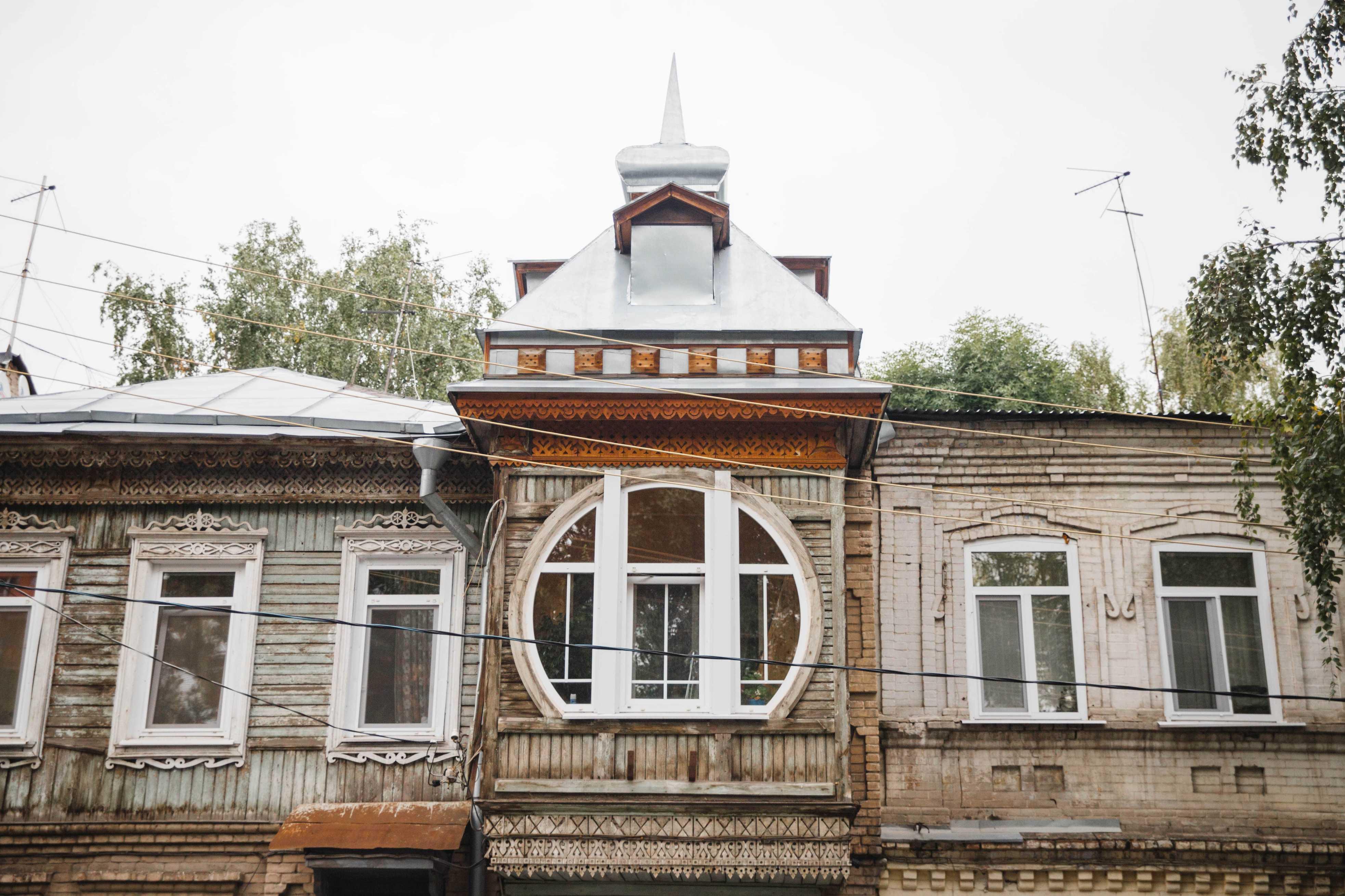 Дом Архипа Цеглеева