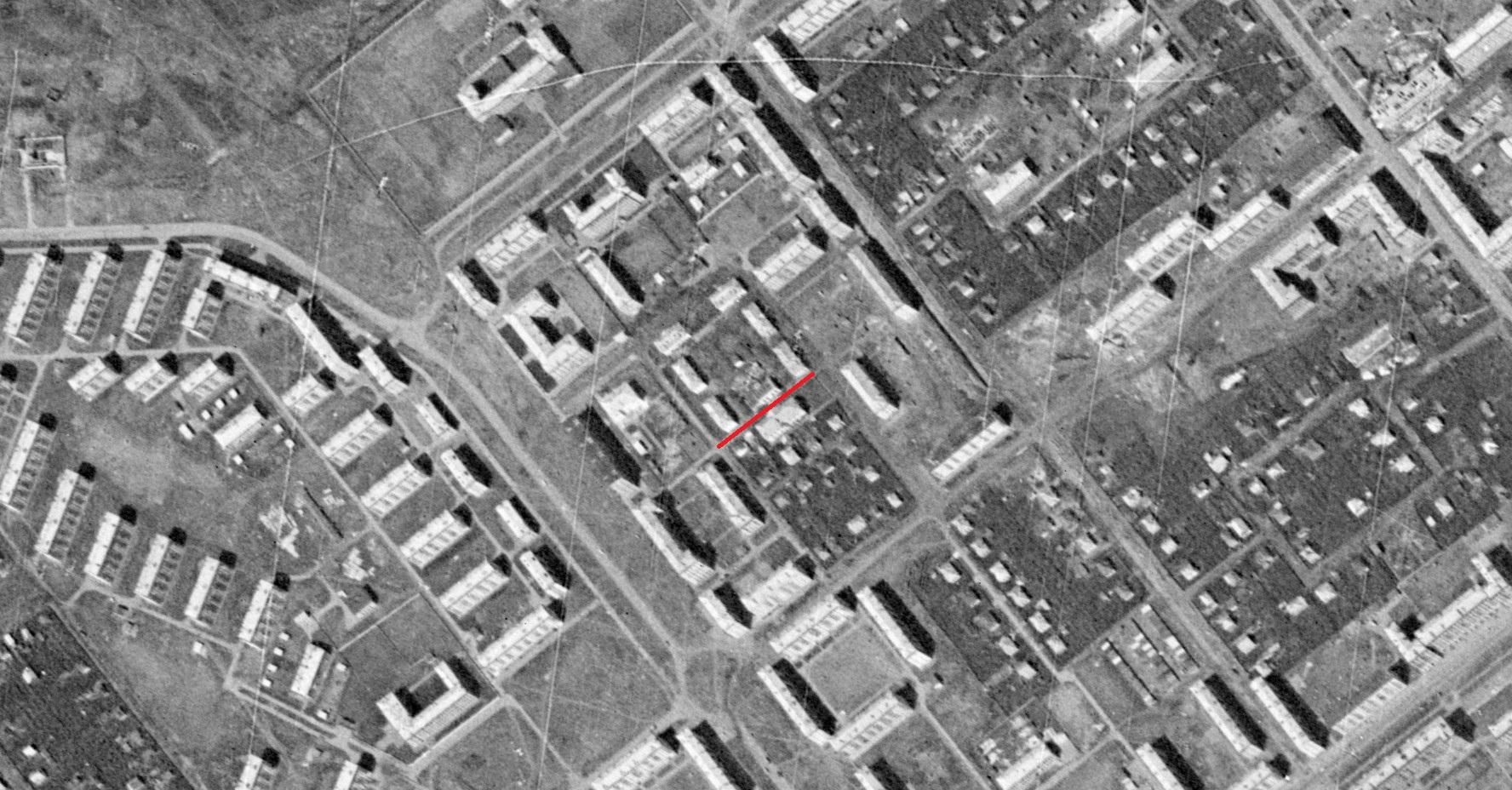 Рыночный переулок 1965 год