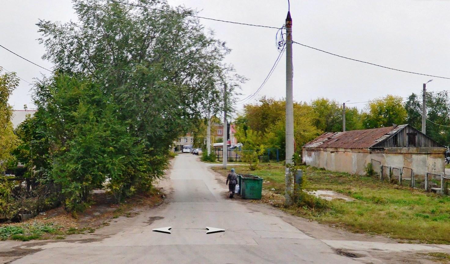 Улица Рязанская 2017