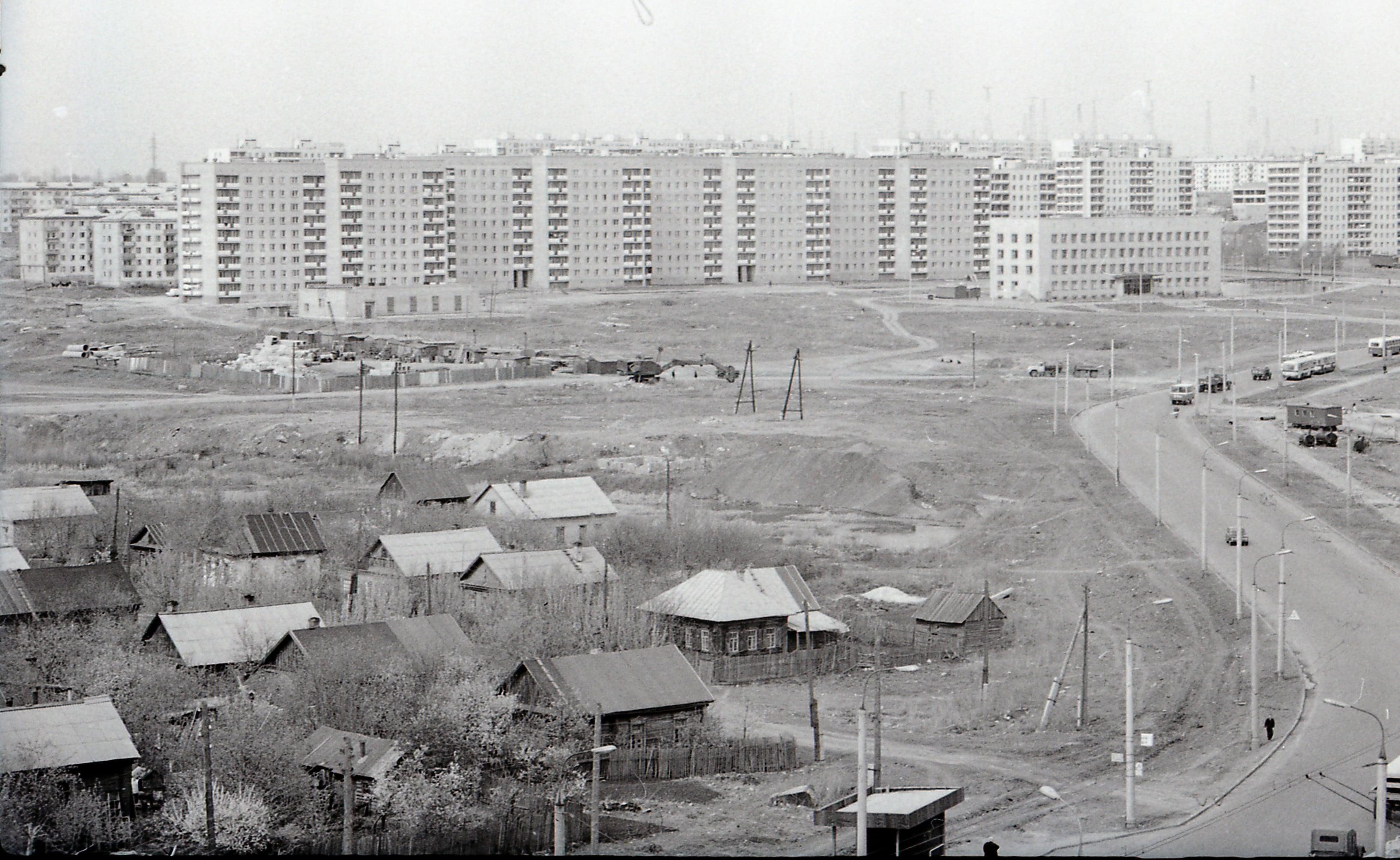 Вид на Воронежскте озера