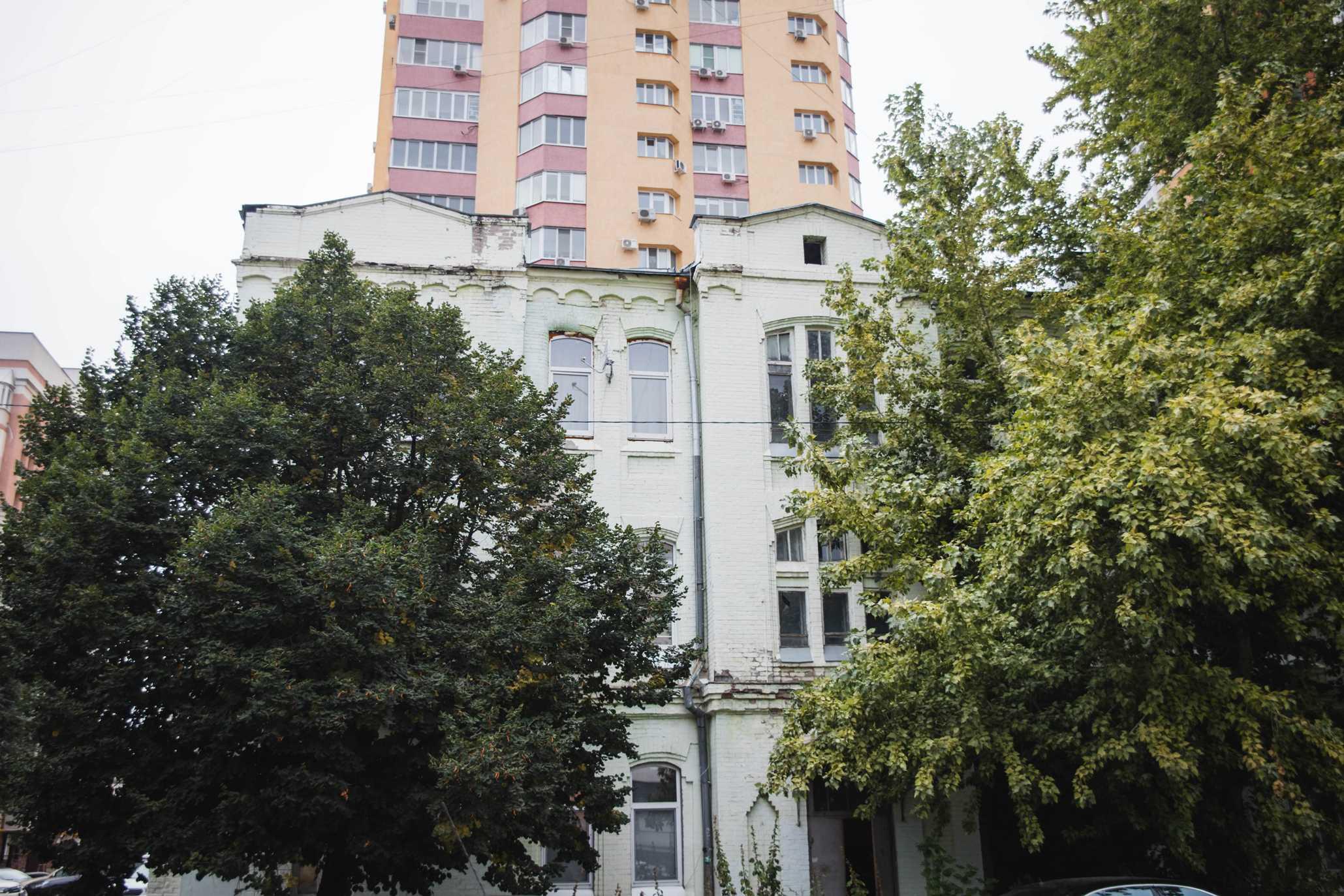 Дом Трабша. Посольство Бельгии