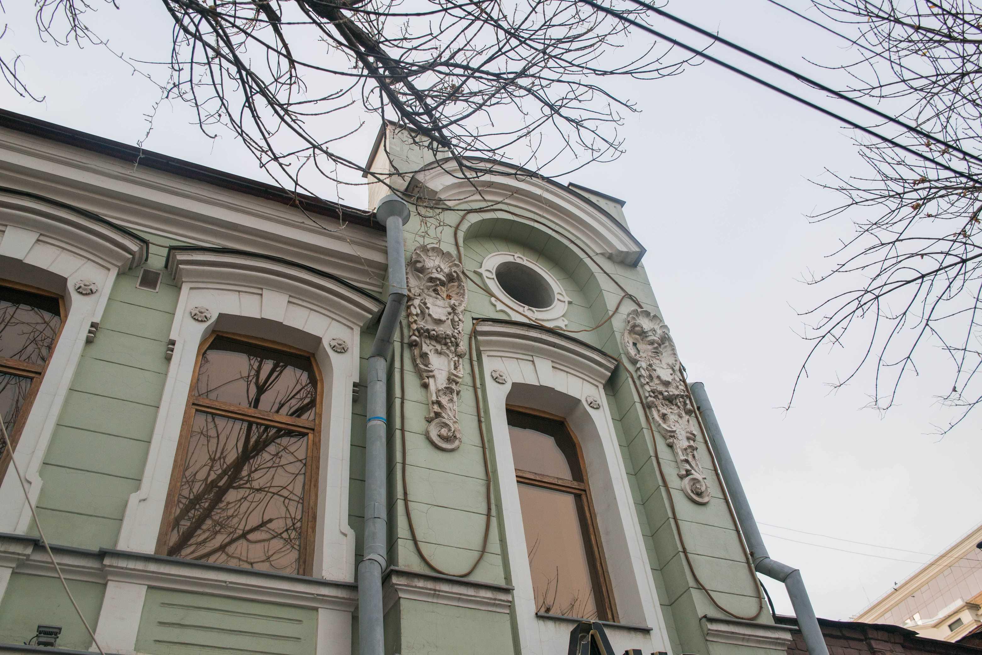 Дом мещанина Суховского