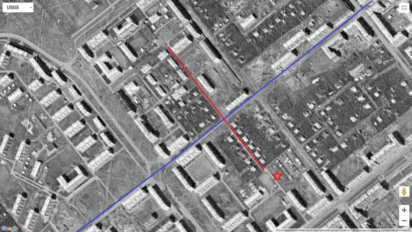 Сарапульский переулок 1965 год