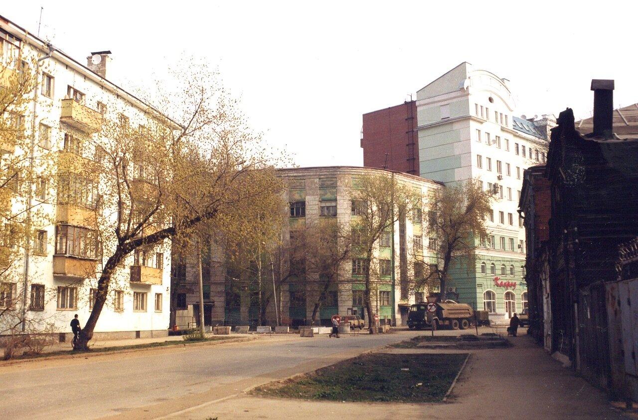 Улица Садовая, 208