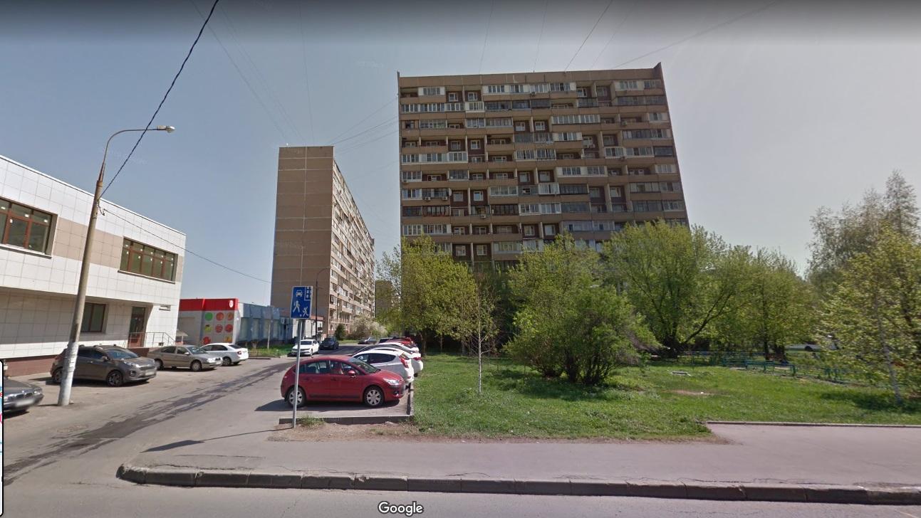 Улица Сахалинская в Москве