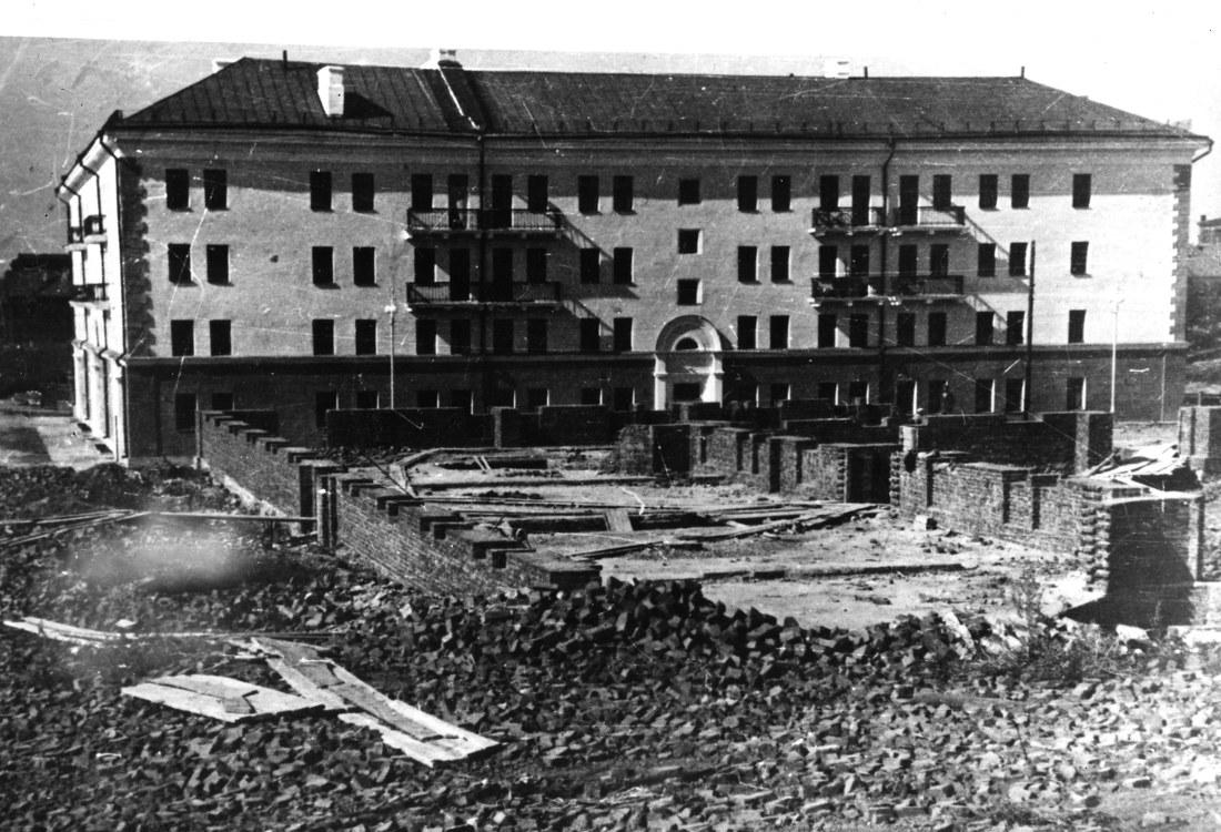 Генеральский дом на Симферопольской