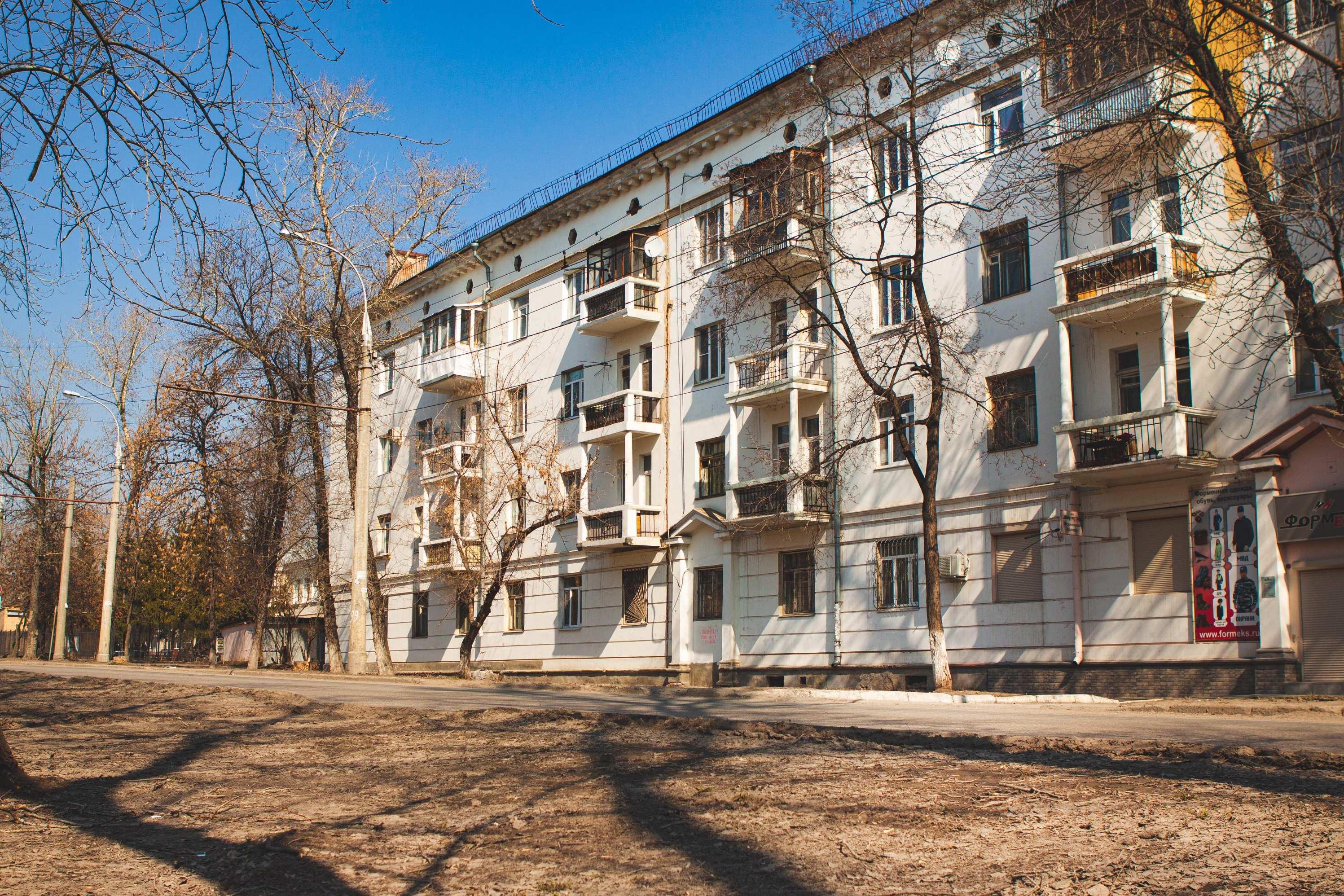 Дом НКВД на улице Калинина