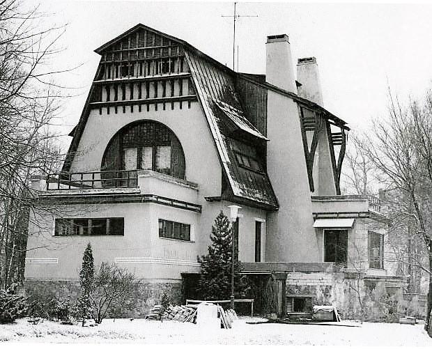 Дом Шене Питер