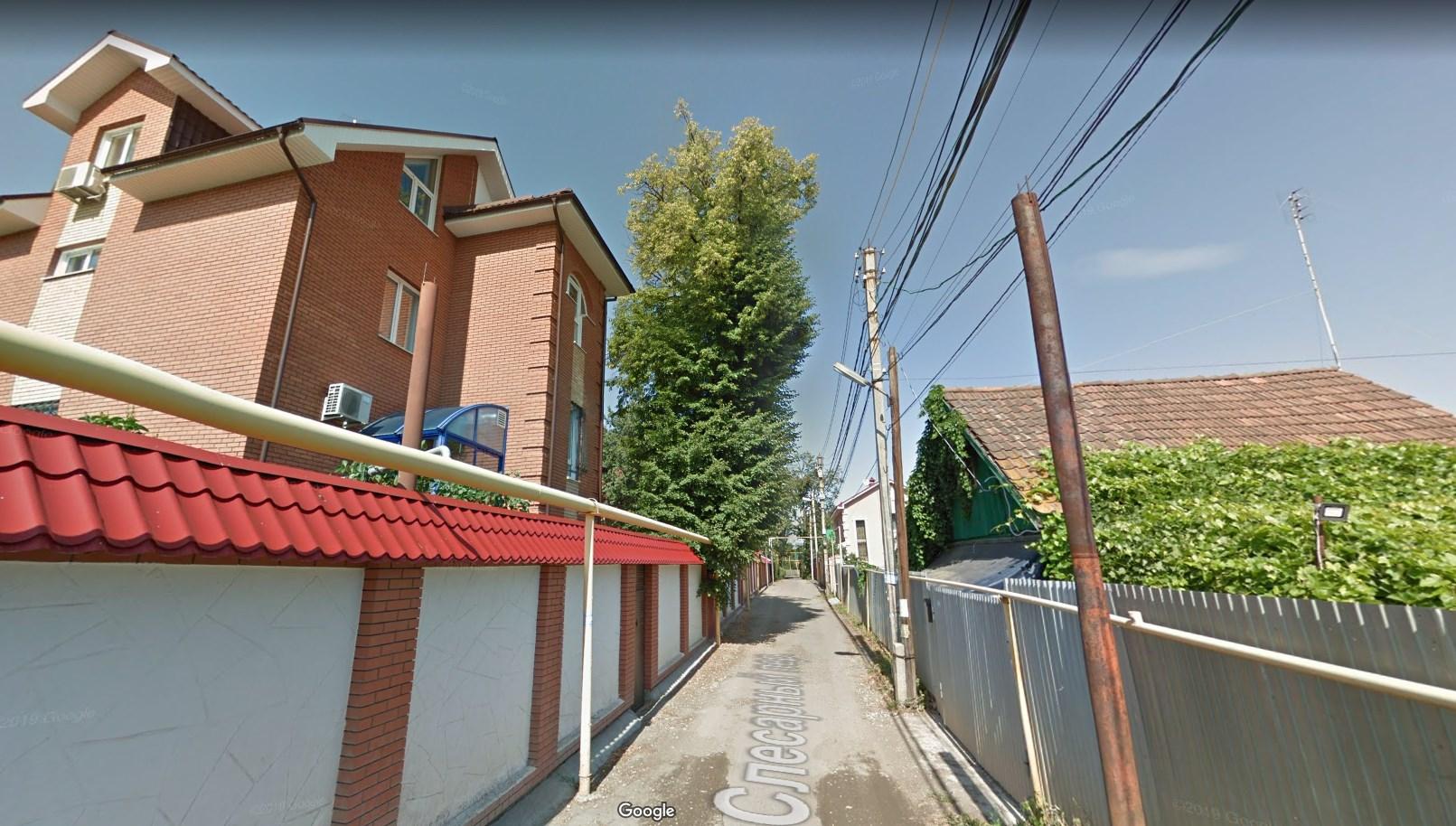 Слесарный переулок 2018
