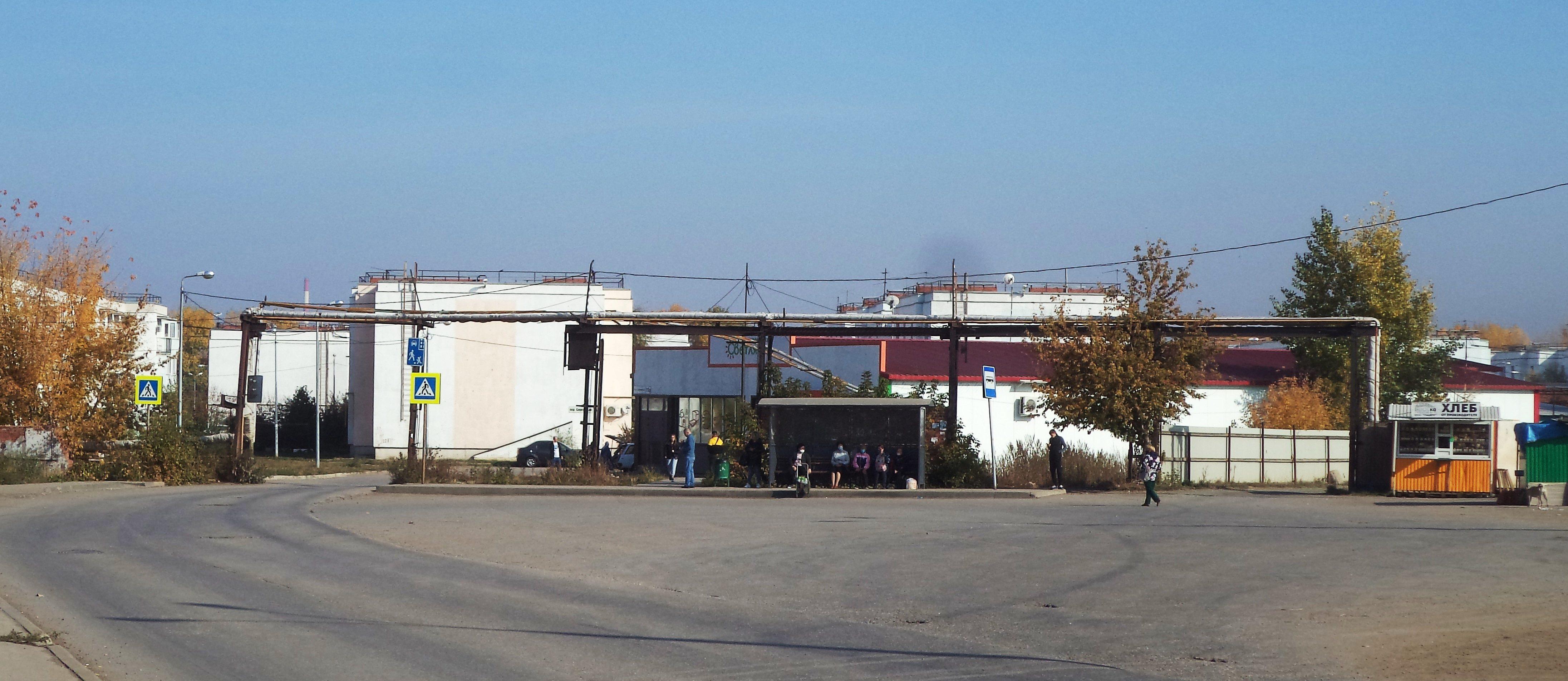 Супермаркет поселка Кирзавод-6