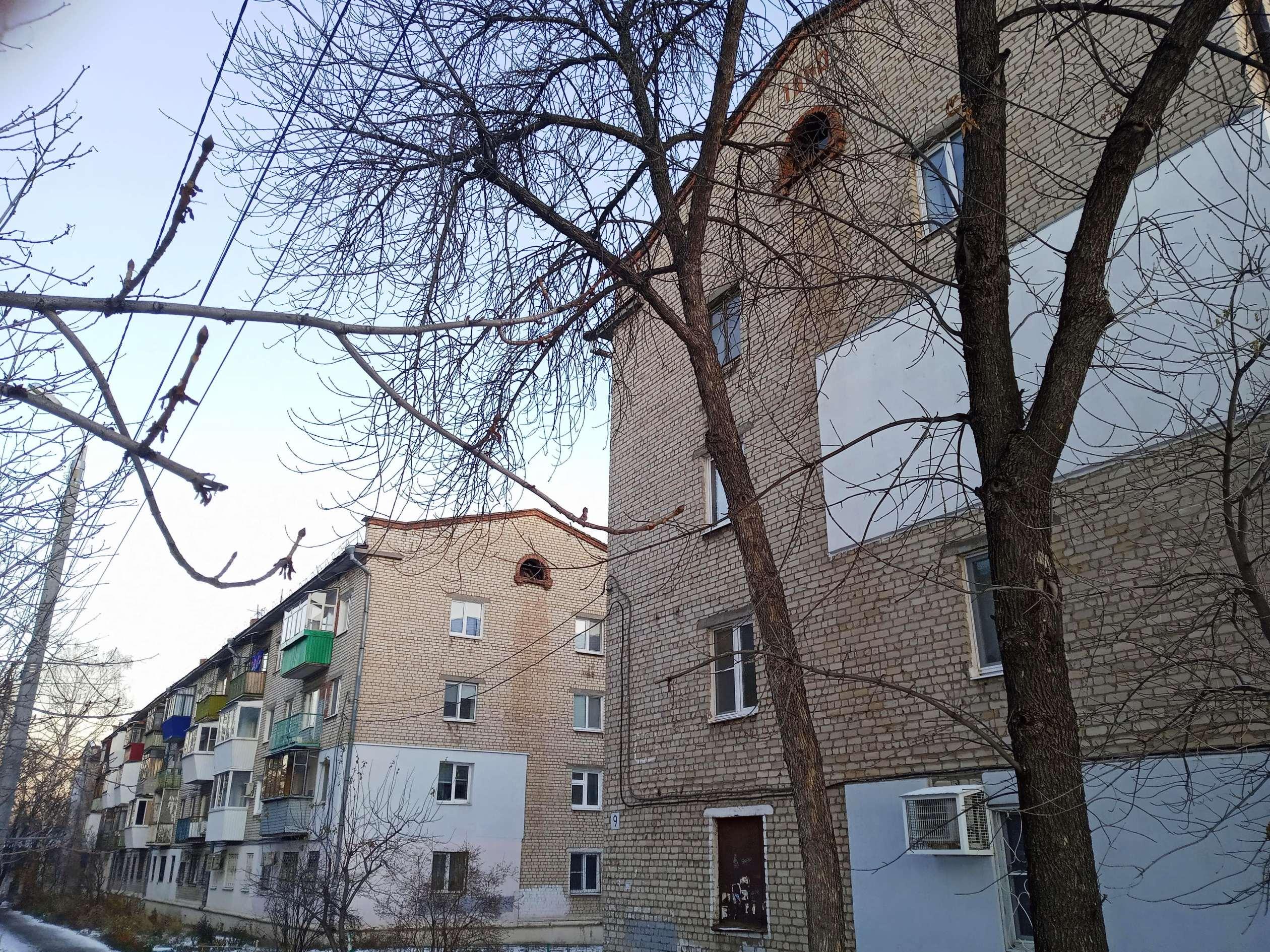 Улица Сердобская 1960