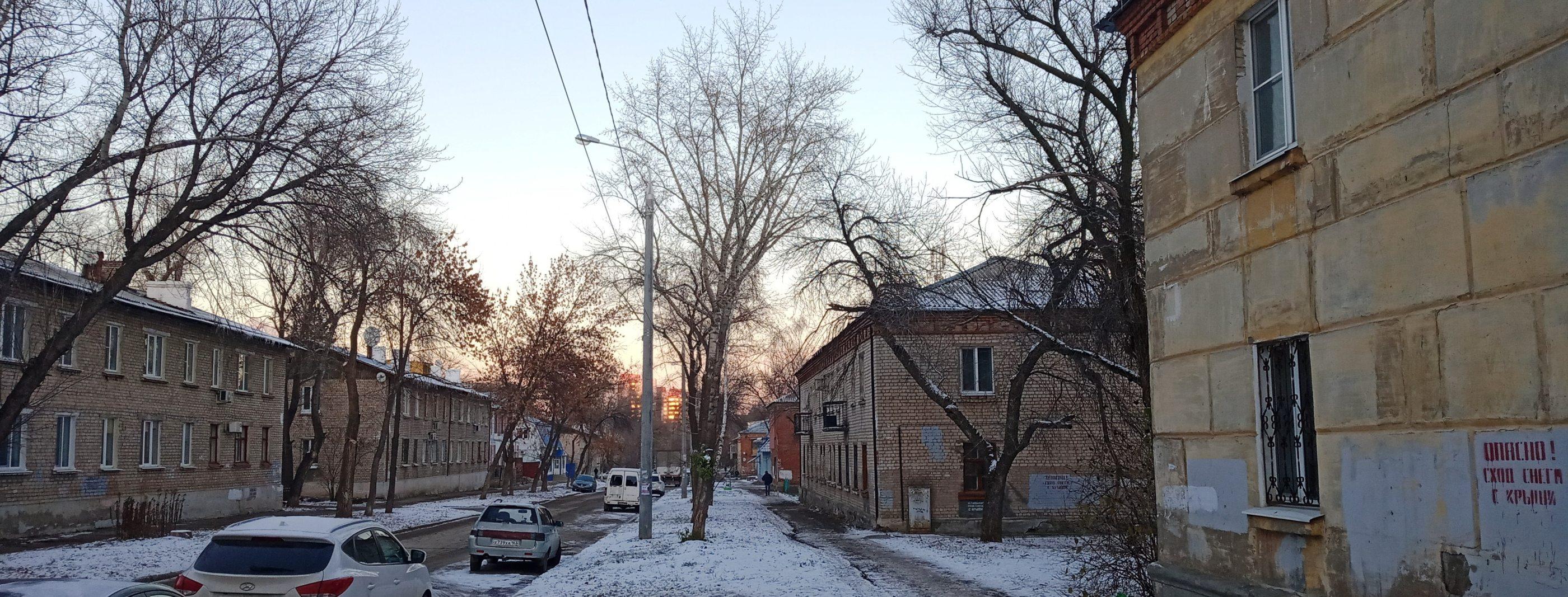 Улица Сердобская
