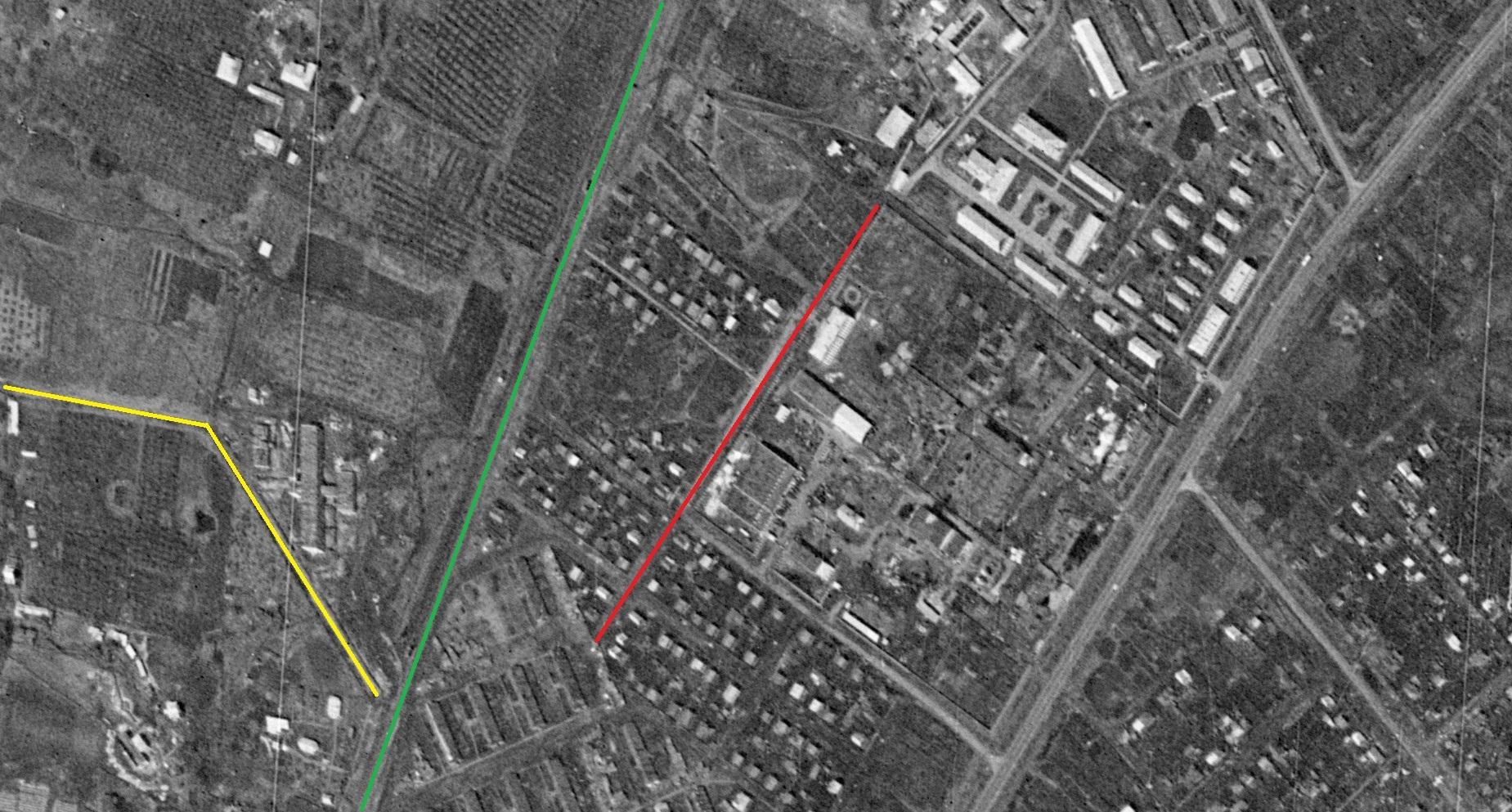 Улица Силовая 1965