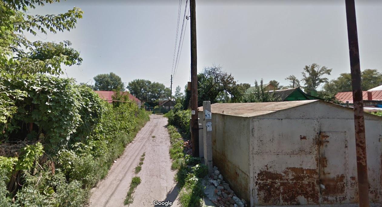 Улица Сыр-Дарьинская