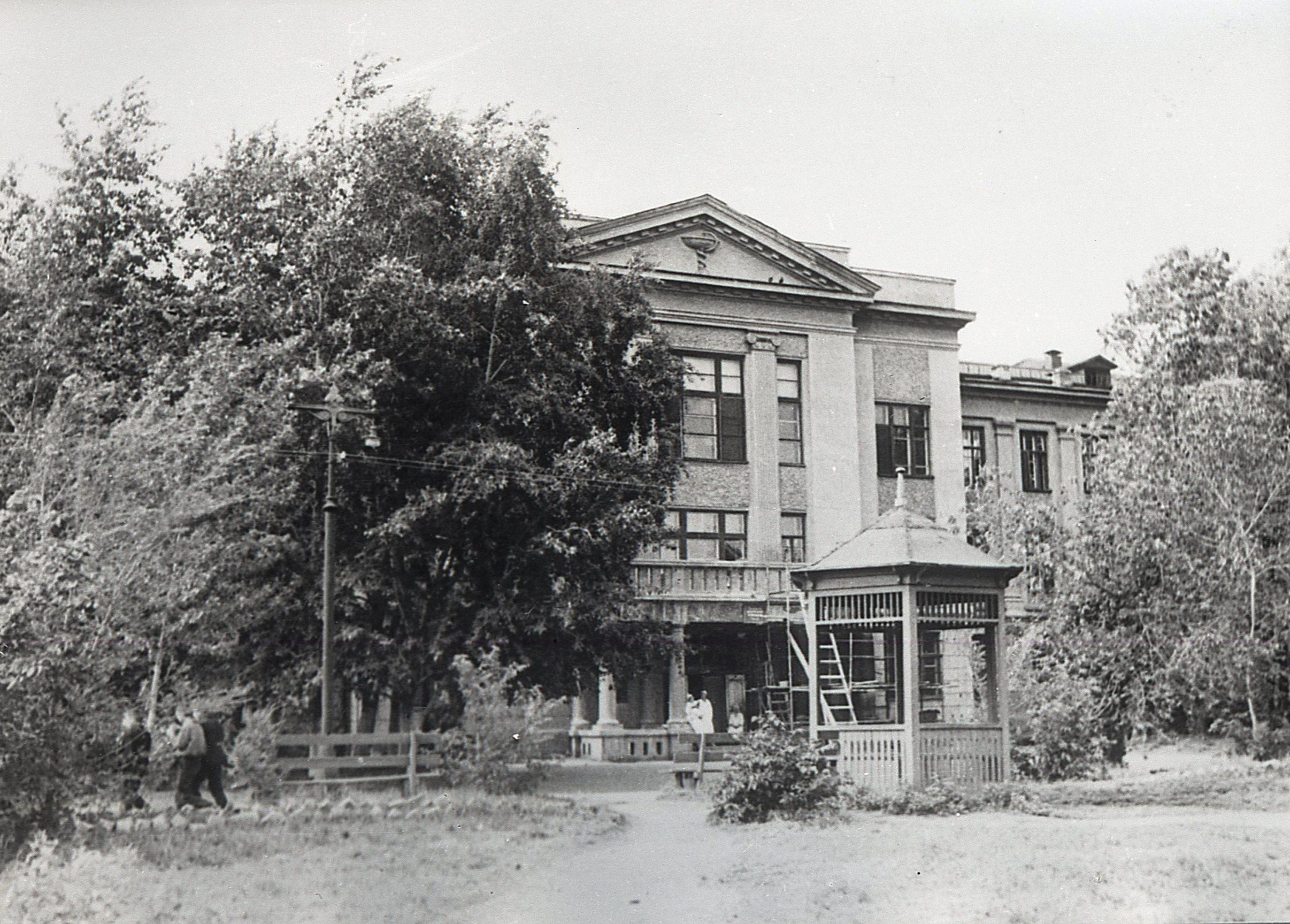Больница Семашко