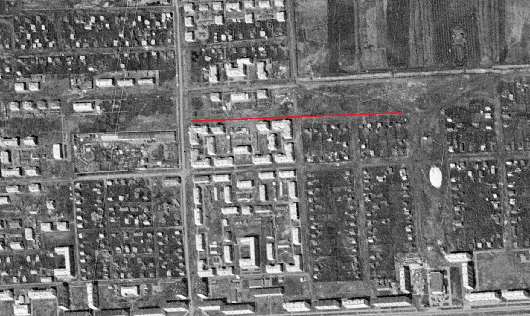 Сокольский переулок 1965 год