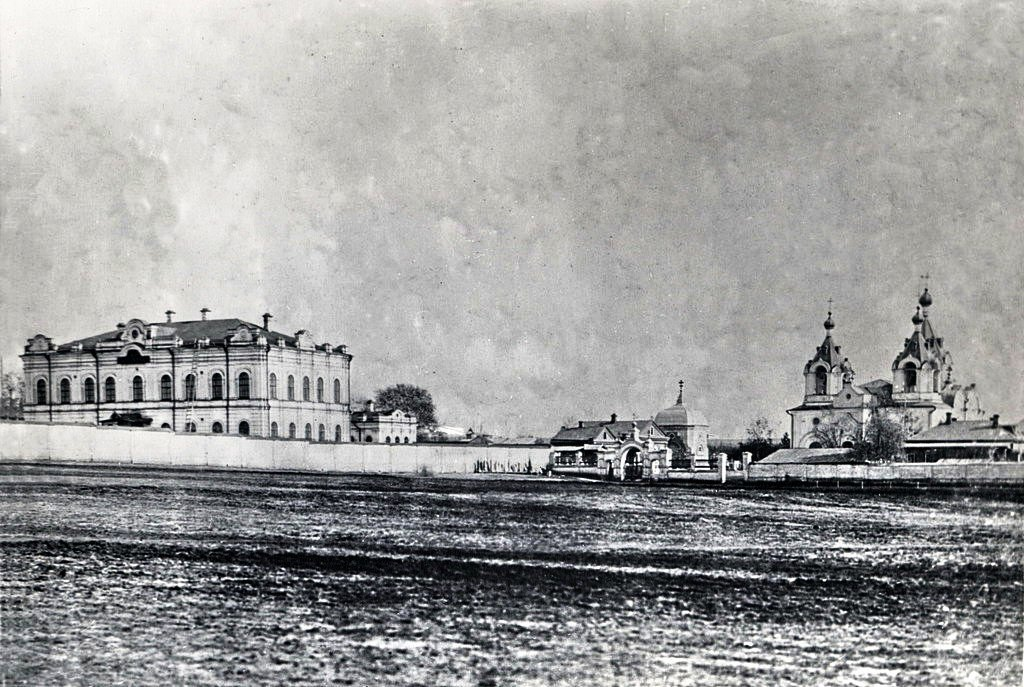Константиновская богадельня