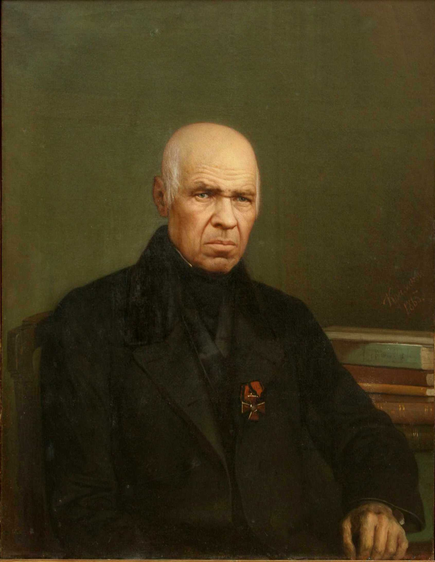 Литератор Иван Второв
