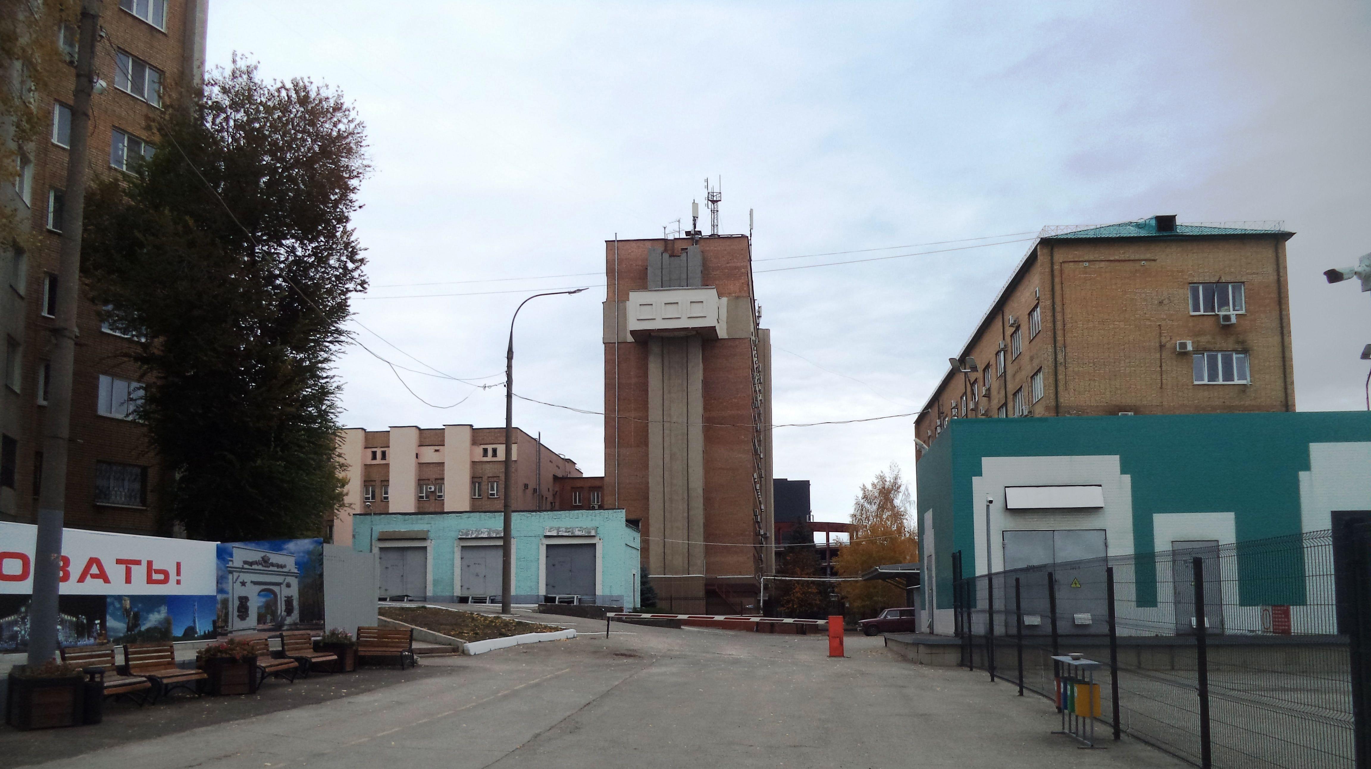 Самарский информационно-вычислительный центр РЖД