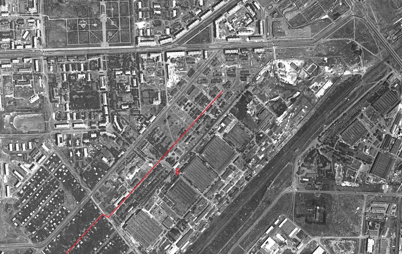 Стандартная Самара 1965