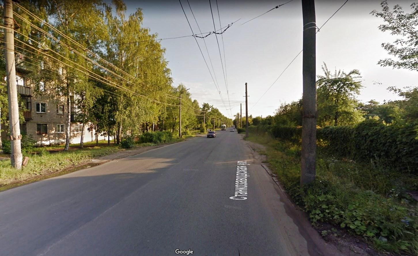 Улица Станкозаводская 2019 самара
