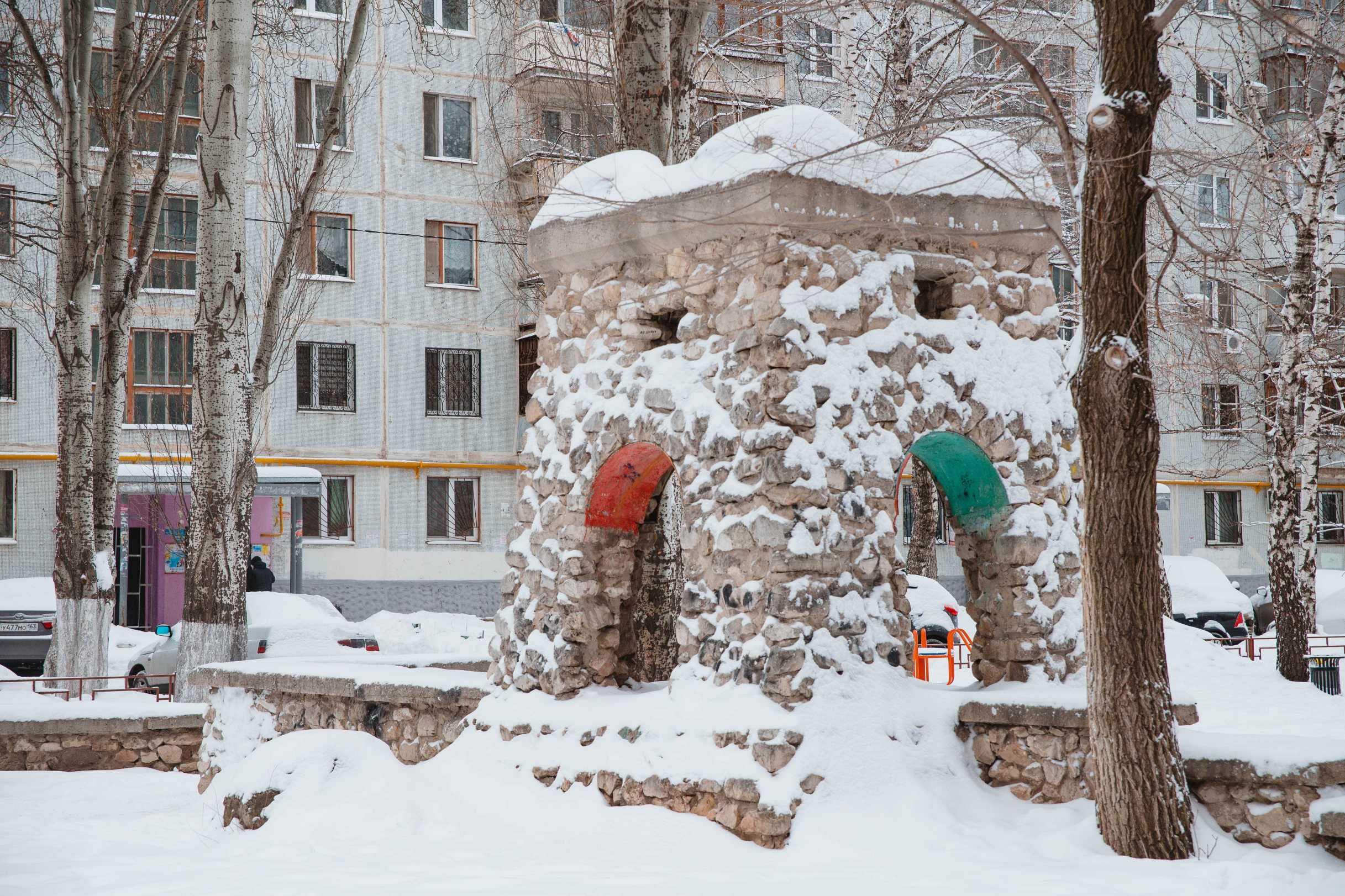 Детская площадка на улице Стара-Загора