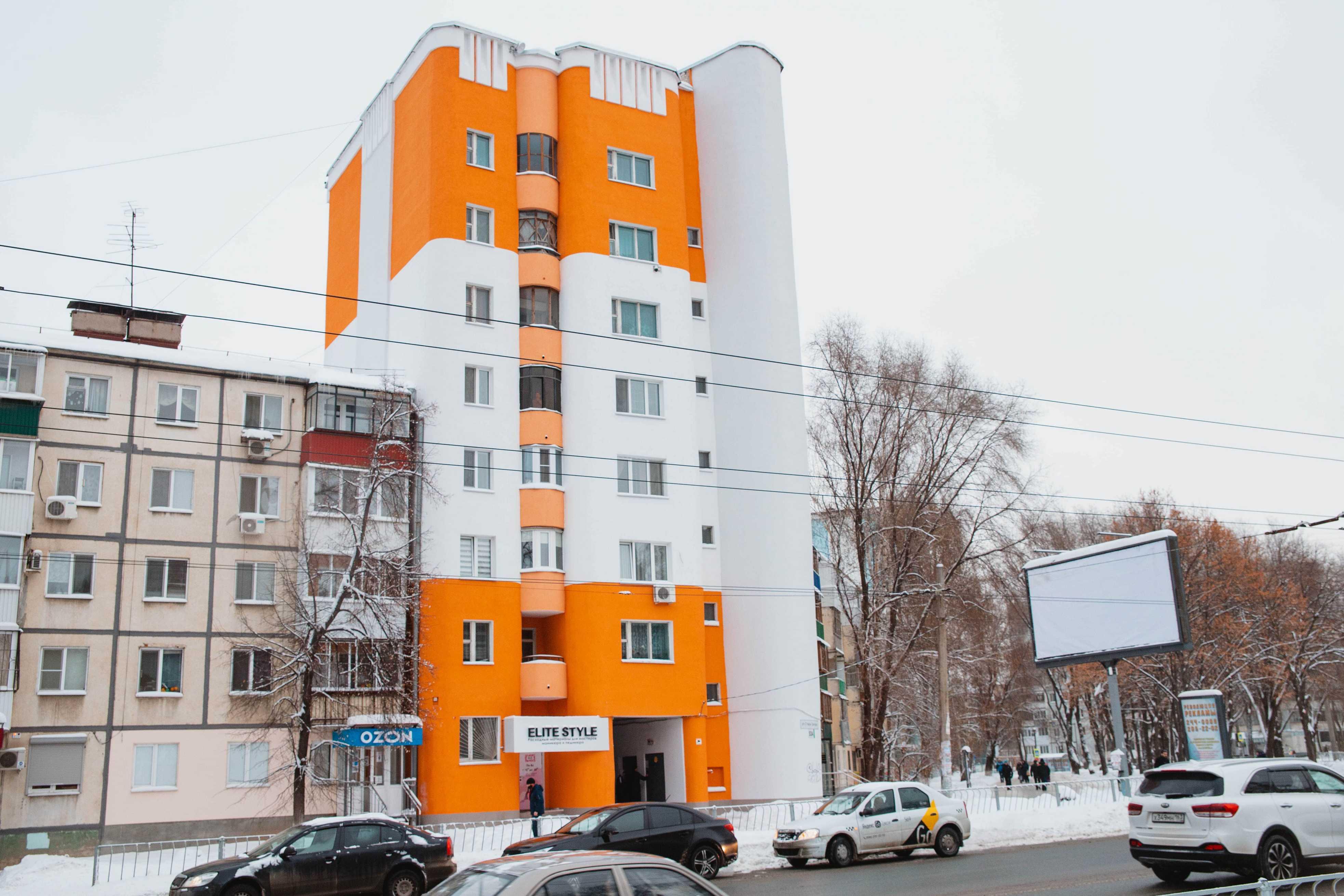 Дом станкостроителей на улице Стара-зАГОРА