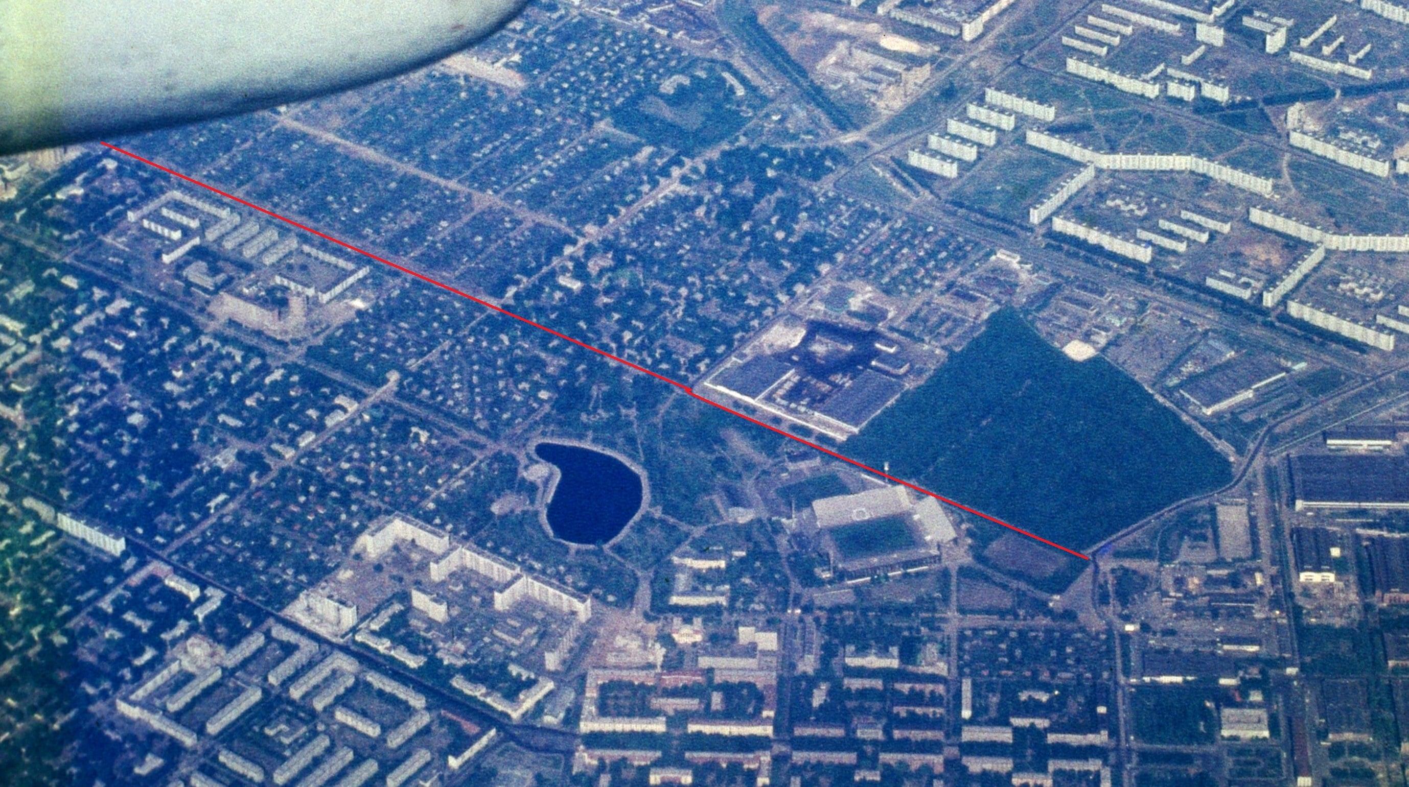 Куйбышев 1981 года