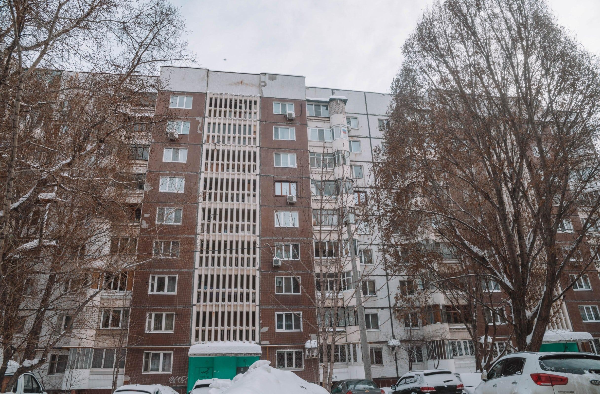 Панелька на Ставропольской