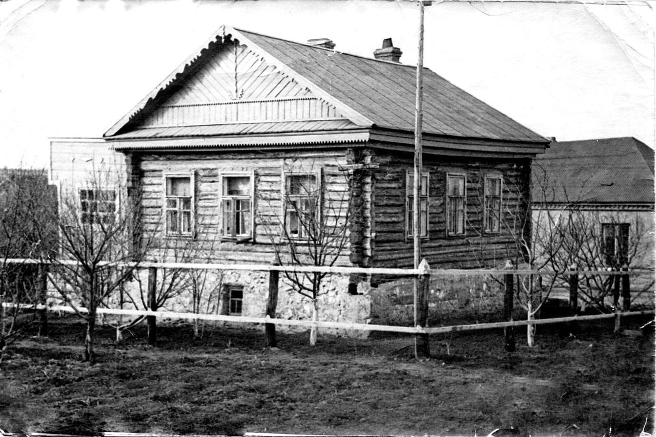 Поселок Томашевка