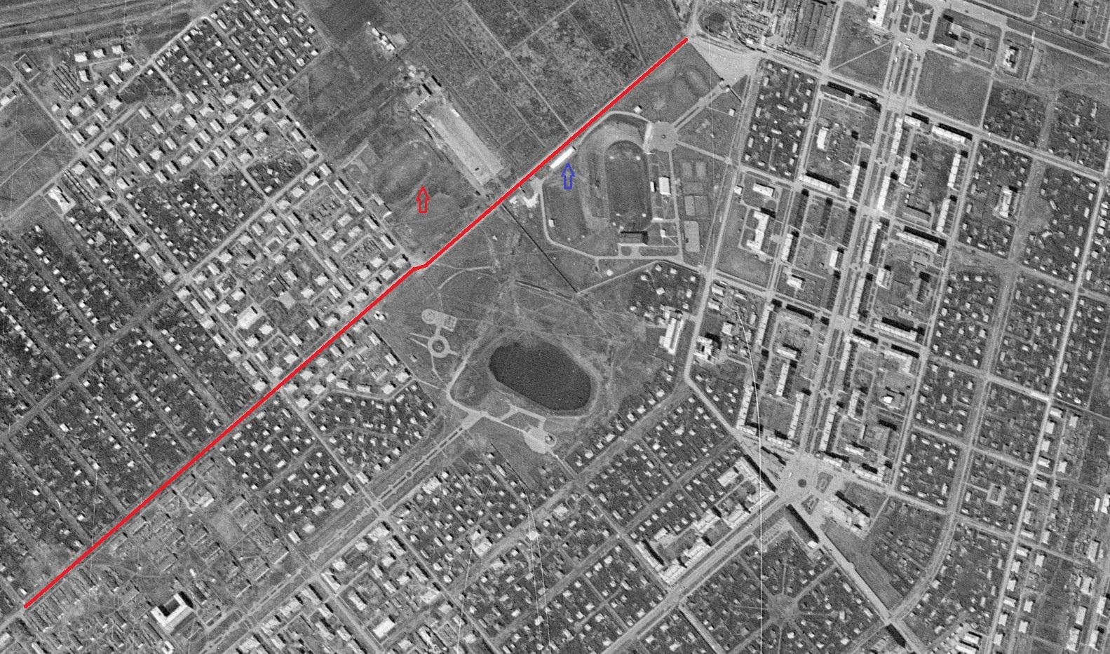 Ставропольская в 1965 году