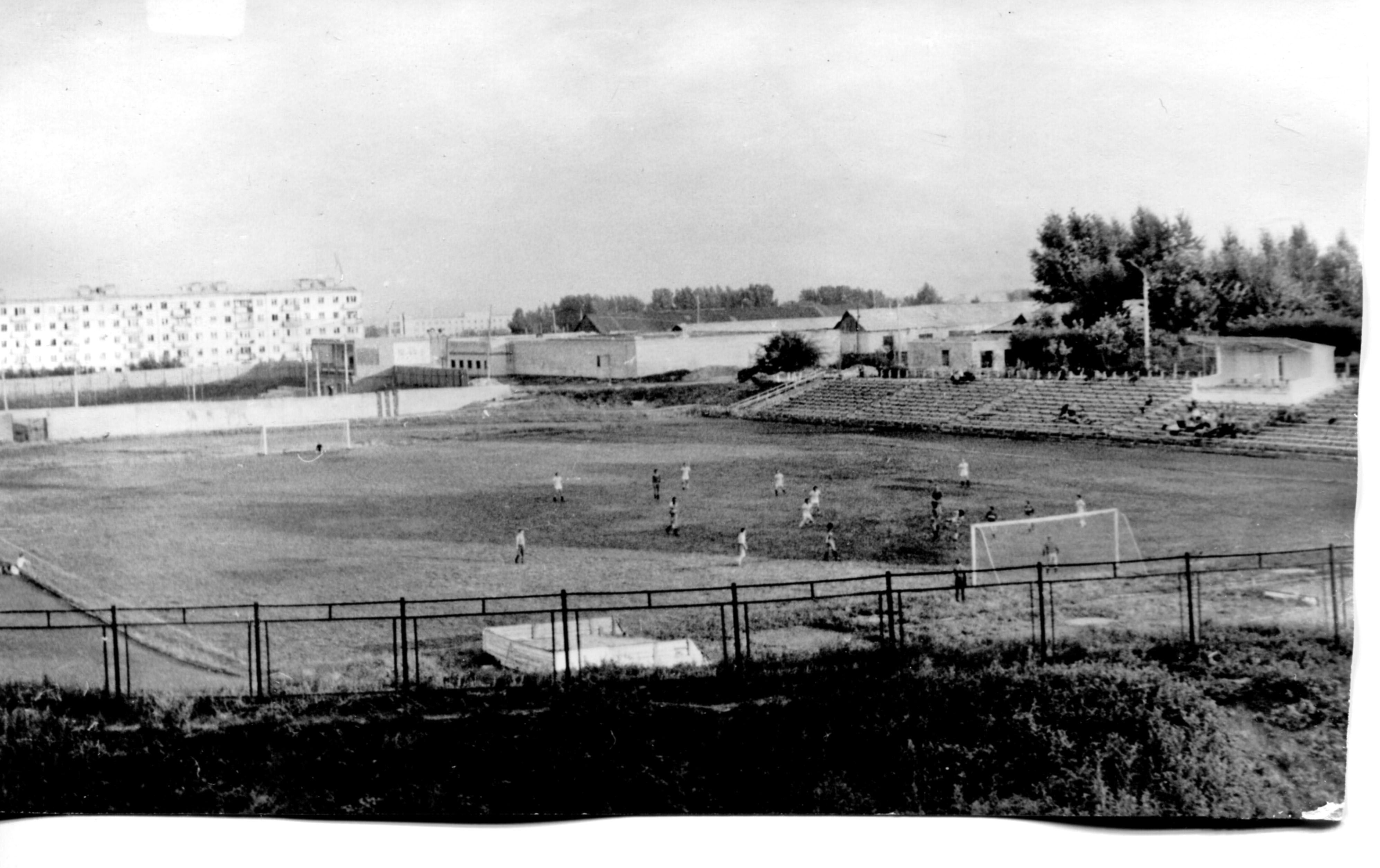 Стара Загора-ФОТО-044-Куйбышев-1970-е-стадион СКА