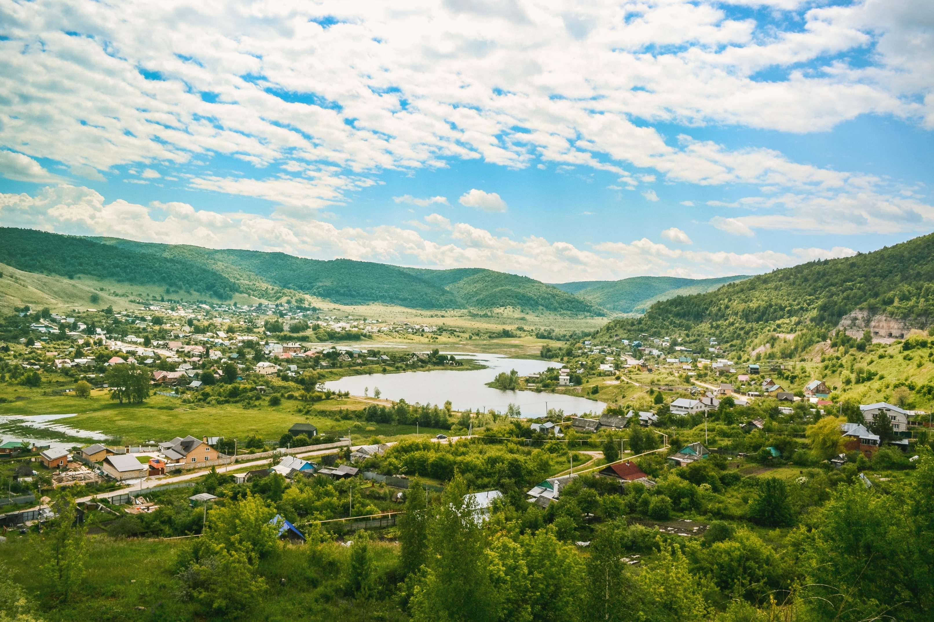 Ширяевская долина