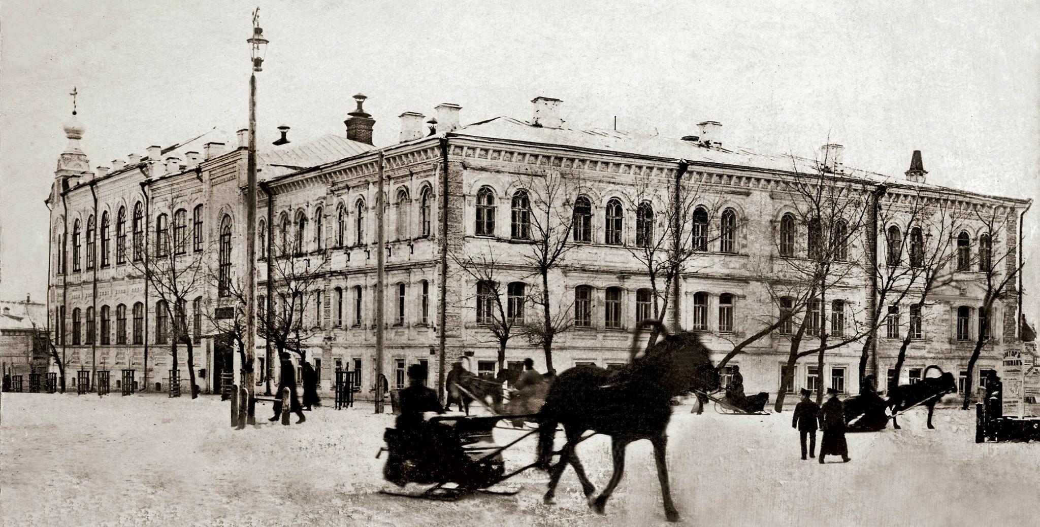 Дом купца Волкова