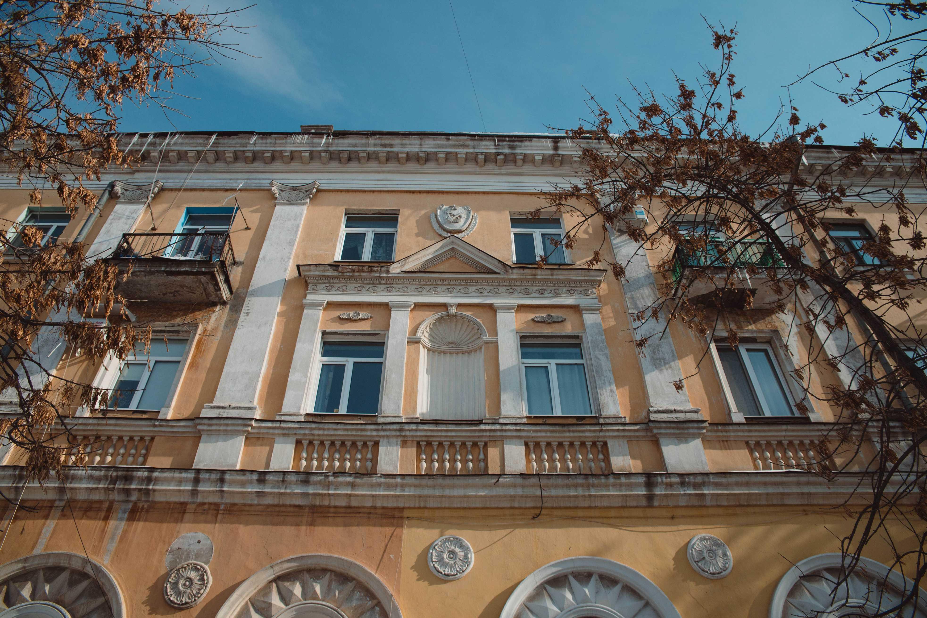 Дом юристов на улице Степана Разина