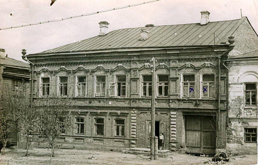 Квартира Ленина в доме Каткова