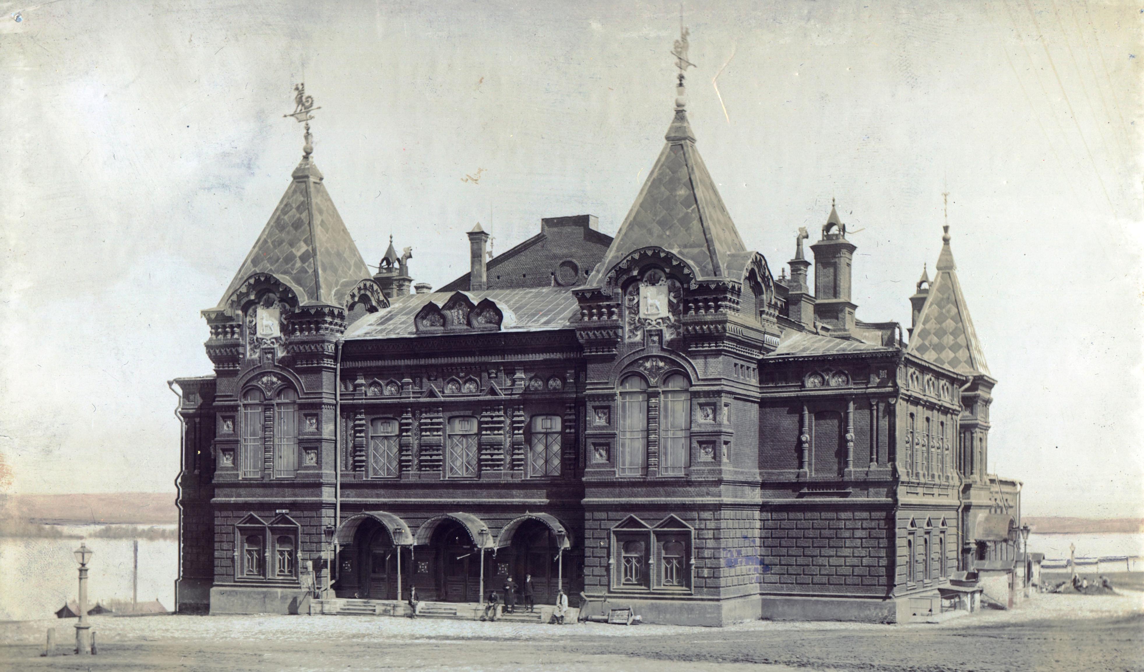 Театр драмы в Самаре-min