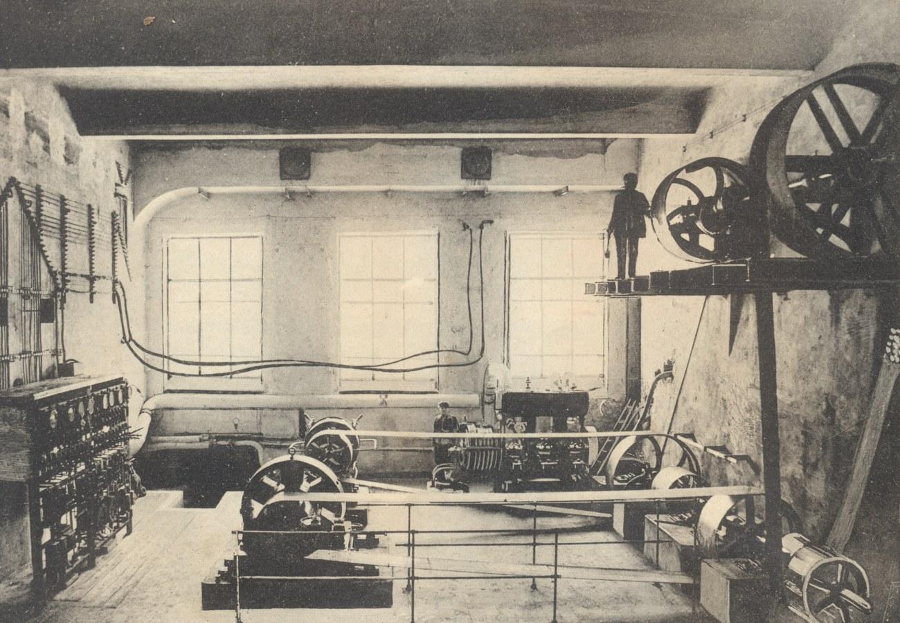 Электростанция на Жигулевском пивоваренном заводе