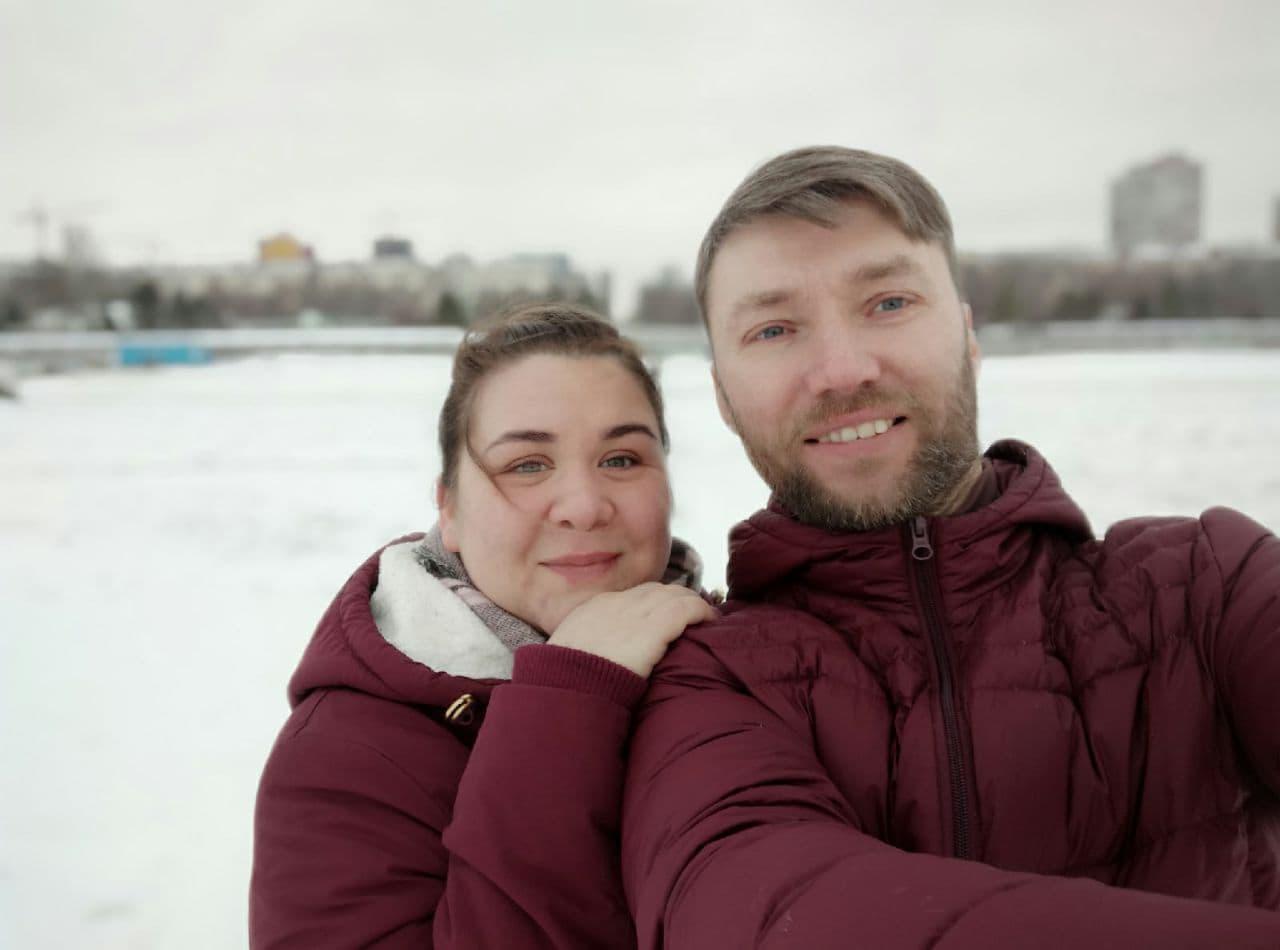 Юлия Герман и Александр Киреев
