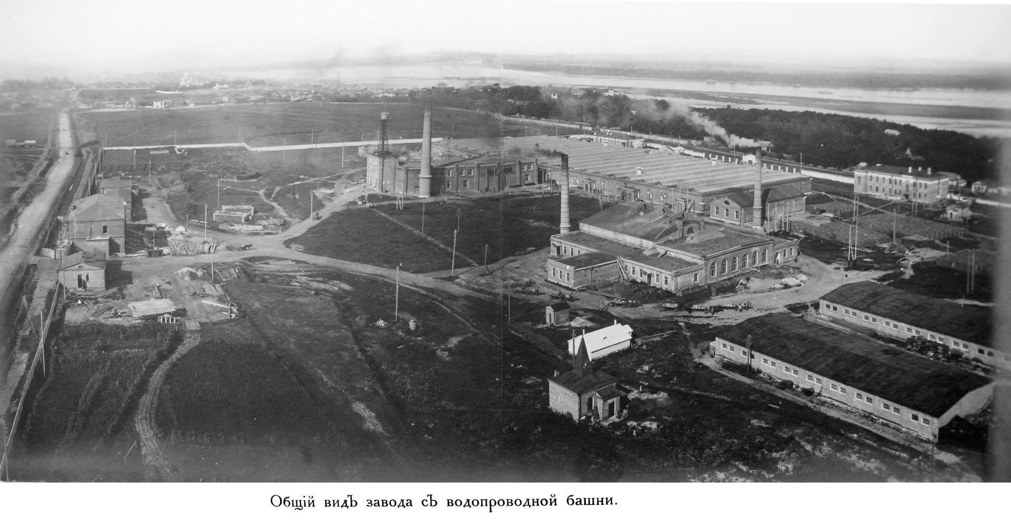 Трубочный завод в Самаре