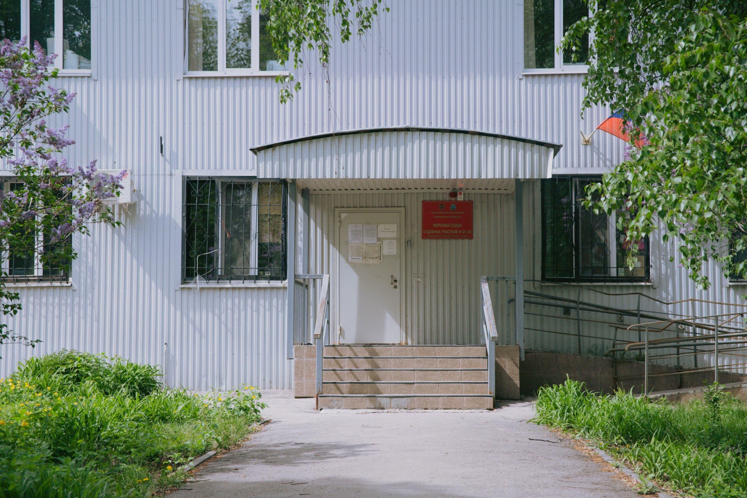 Бывший детский сад на улице Теннисной