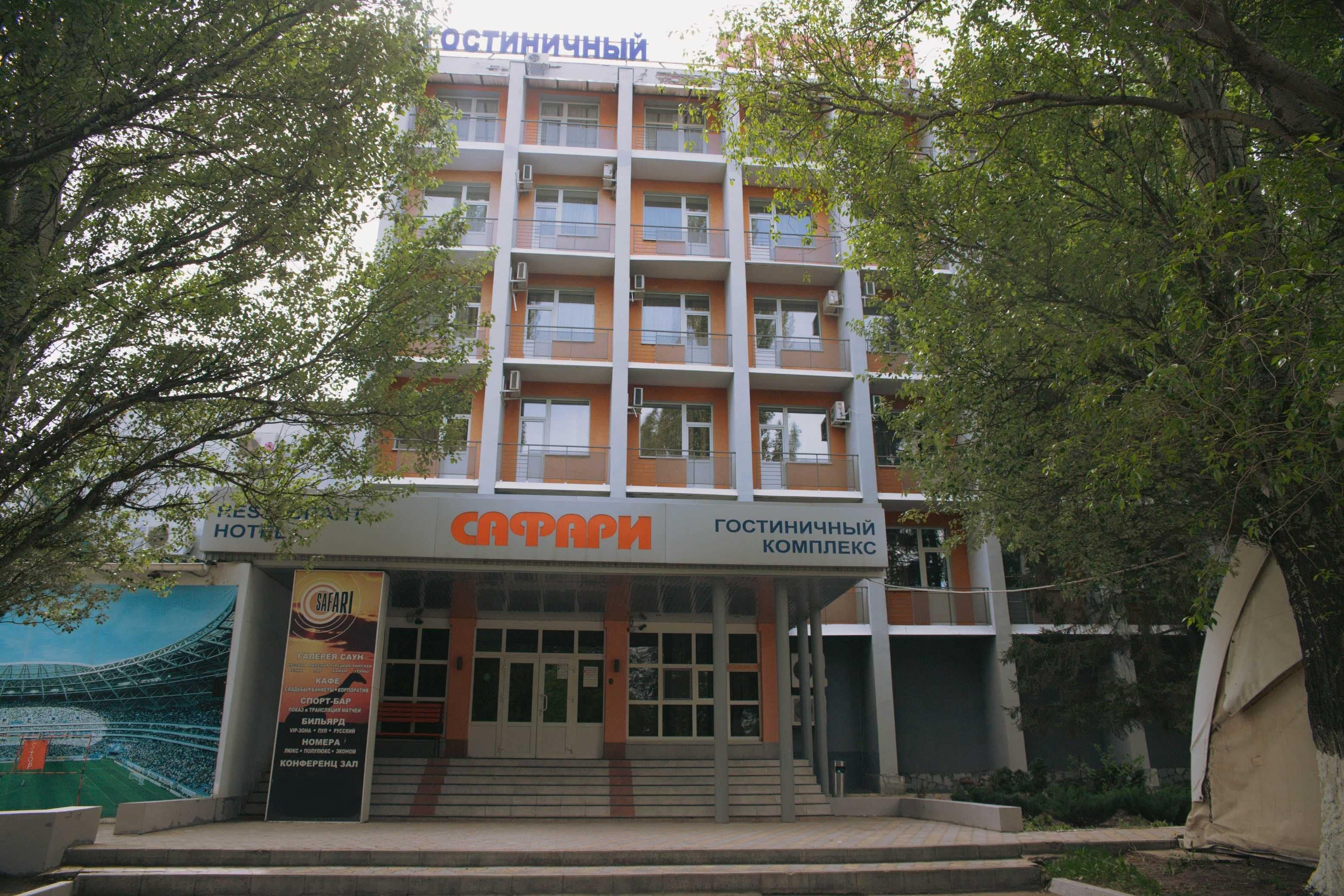 Бывший профилакторий завода Авиаагрегат
