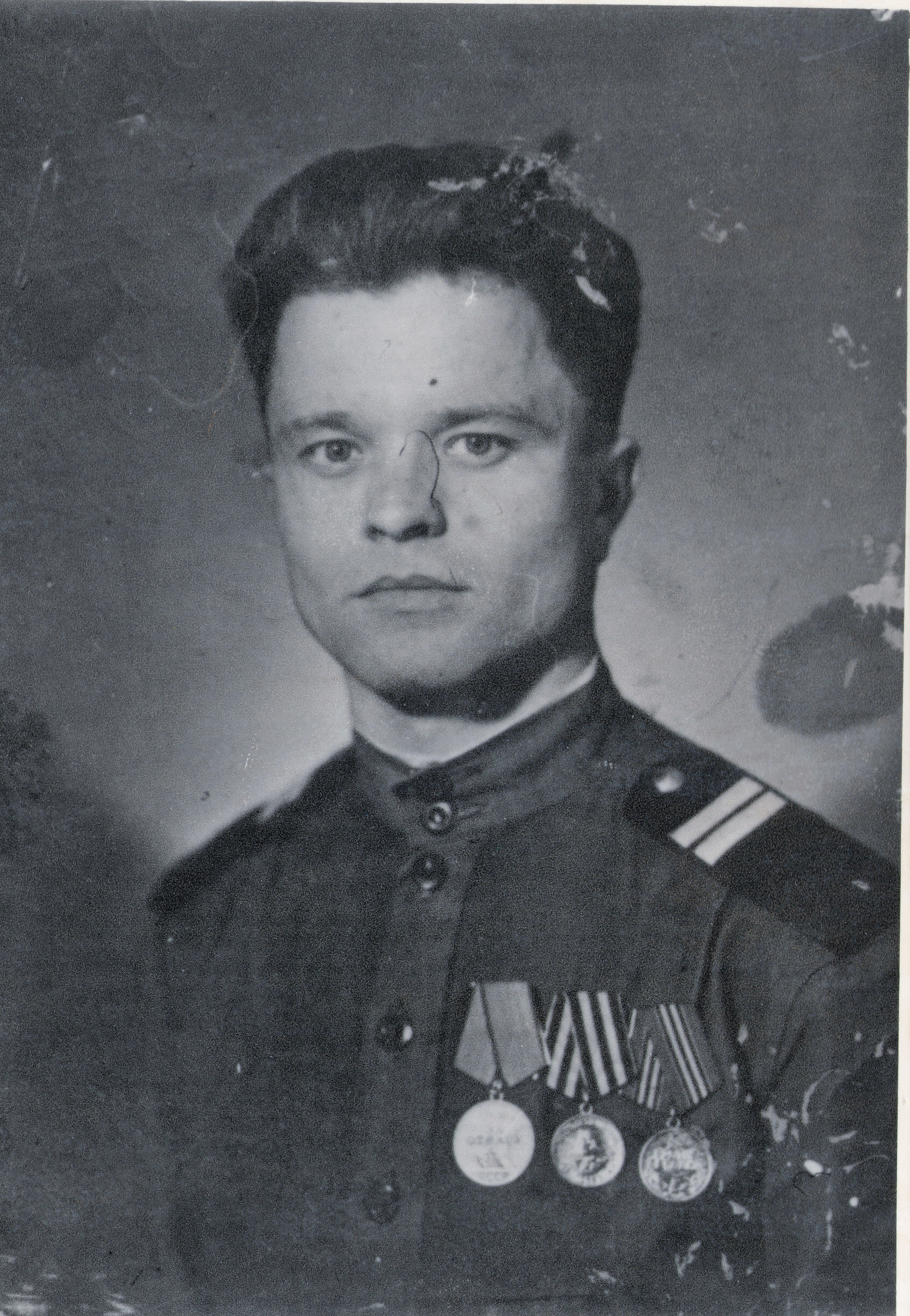 Меркешкин Михаил Михайлович