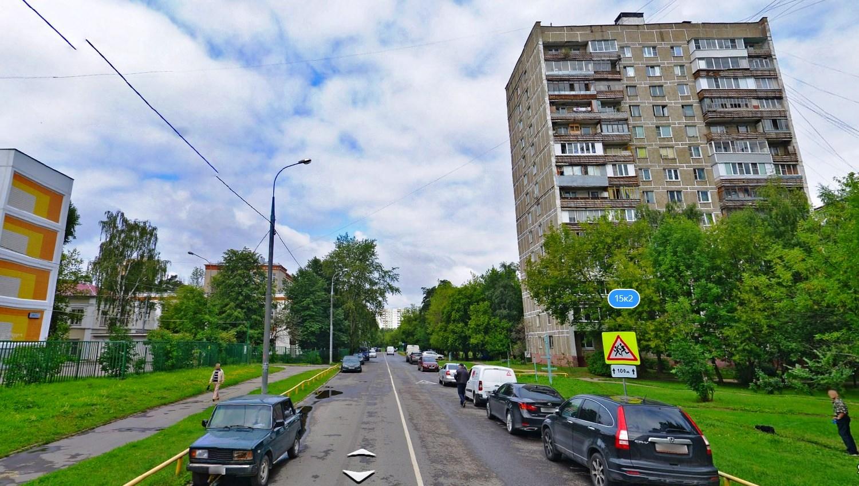 Улица Таймырская в МСК