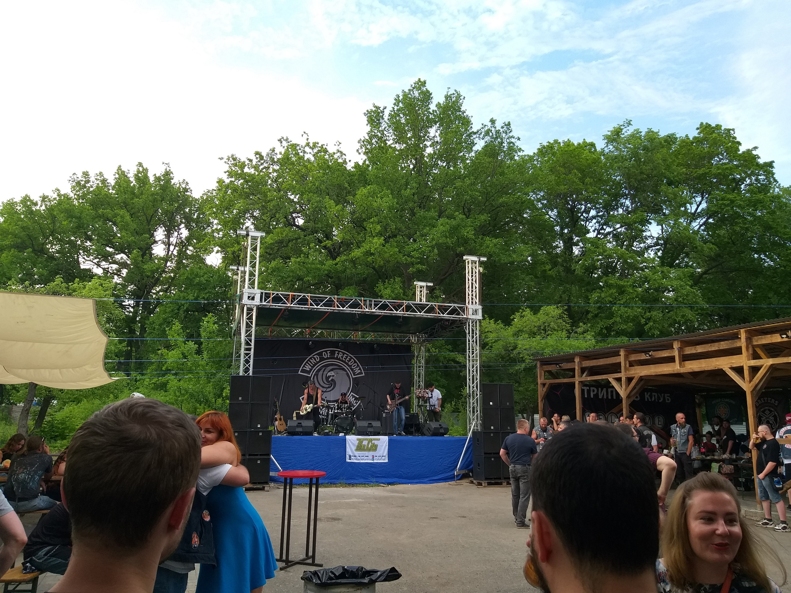 Rock Metal Шторм